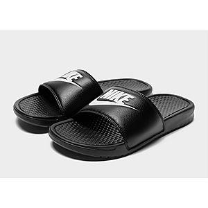 huge discount 49b86 940ba ... Nike Benassi Just Do It Slides Heren