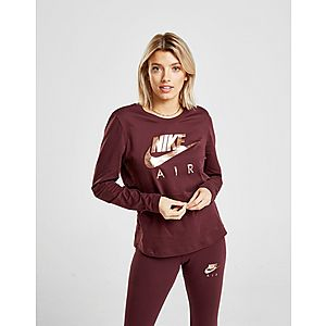 best service 4ec60 f9ca9 Nike Air Long Sleeve T-Shirt Dames ...