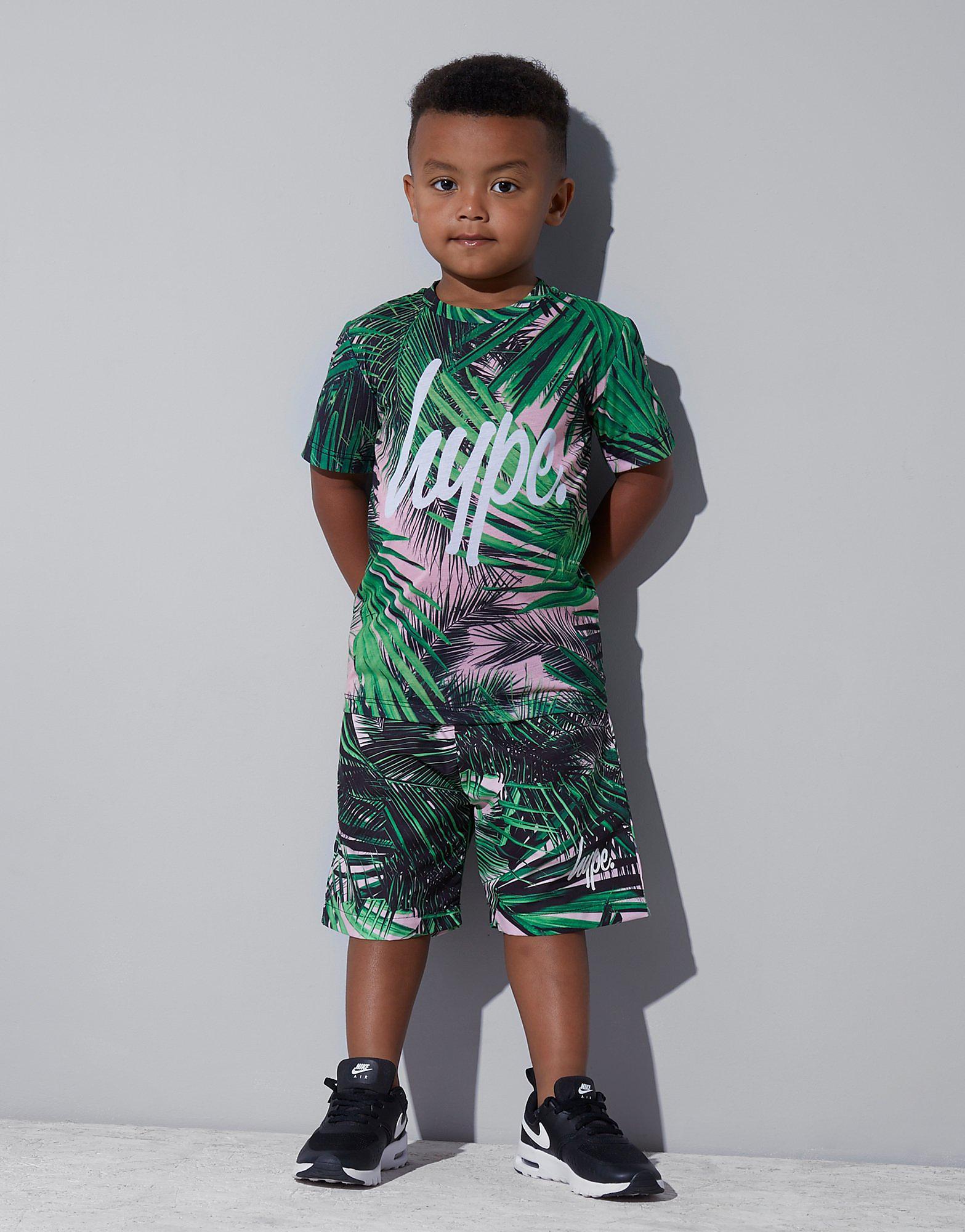 Hype Jungle Swim Shorts Children