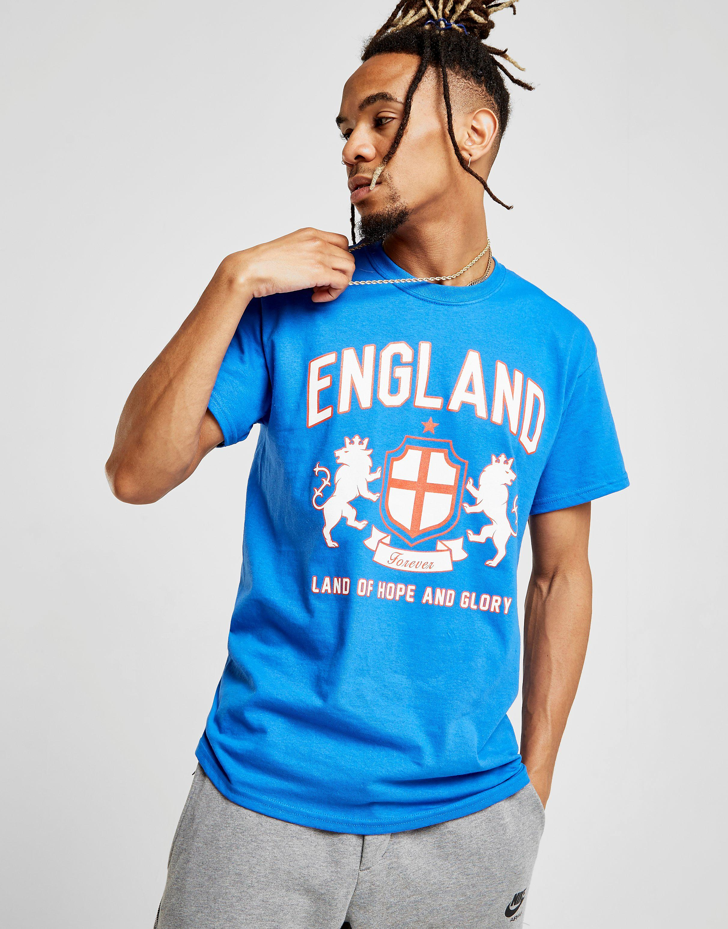 Source Lab England Crest T-Shirt
