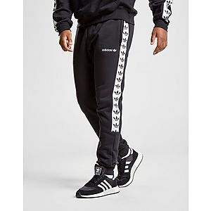 Heren Pants Tape Adidas Track Fleece Originals FwSXXqIn6H