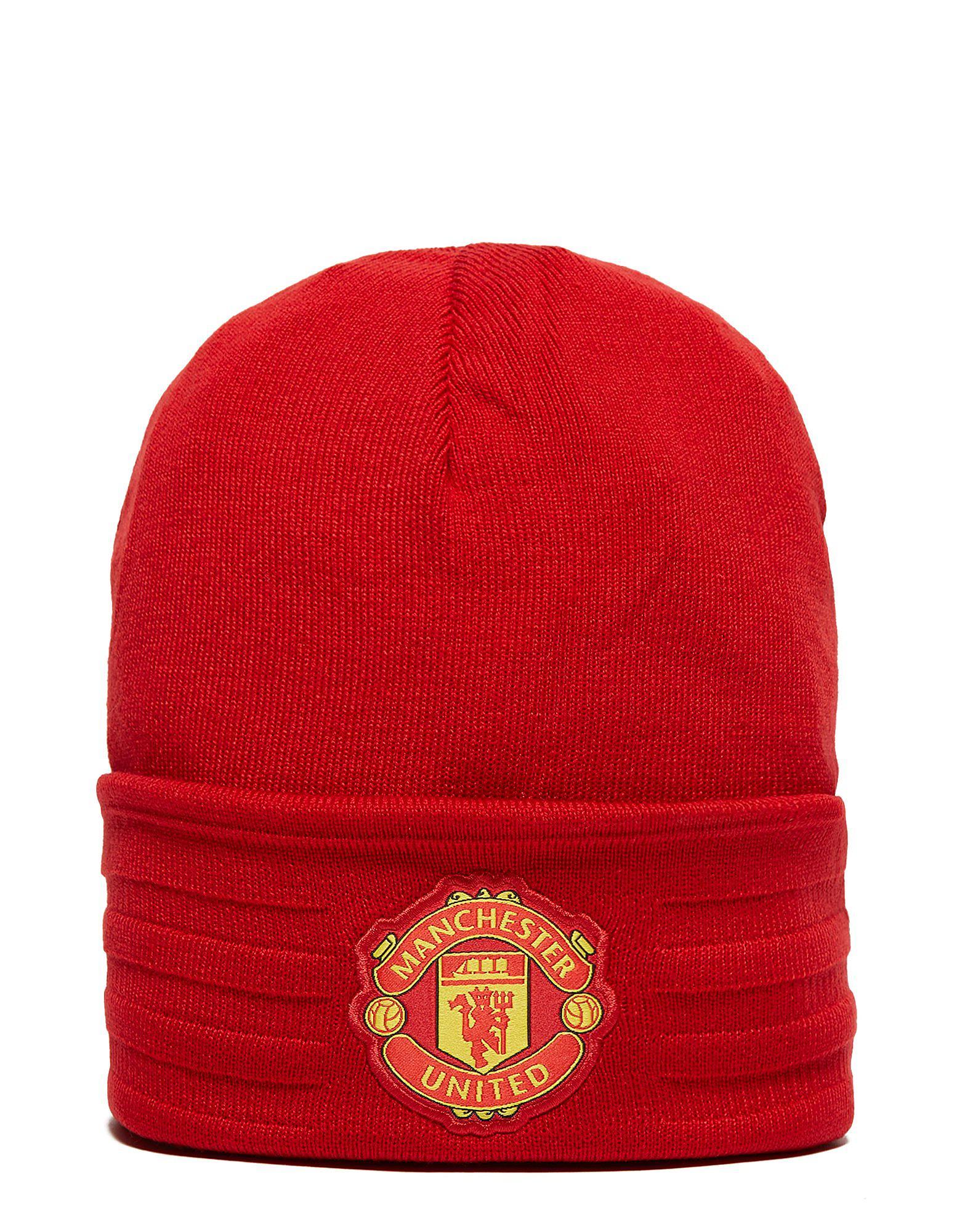adidas Manchester United 3-Stripes wollen muts