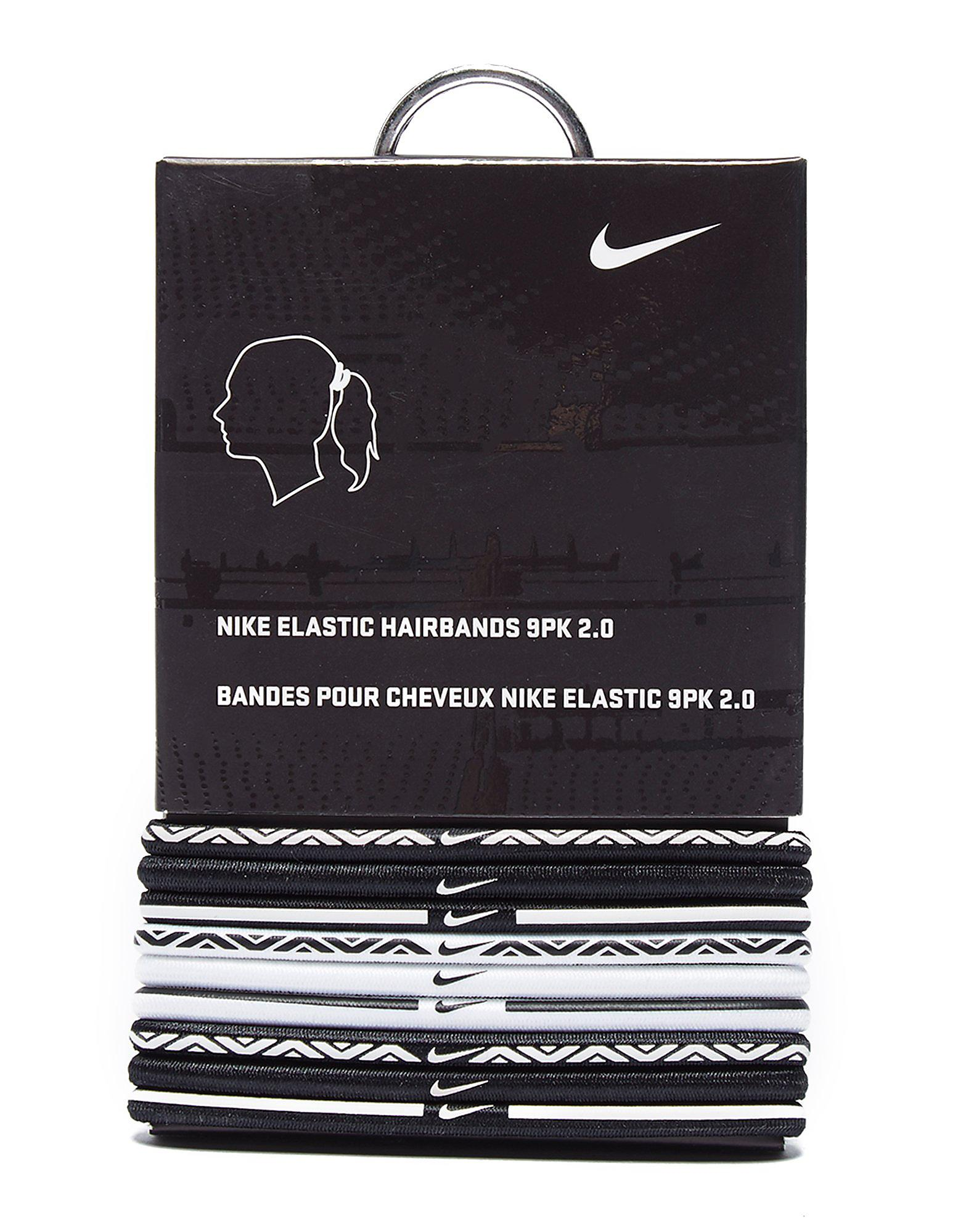 Nike 9-pak elastiske hårbånd