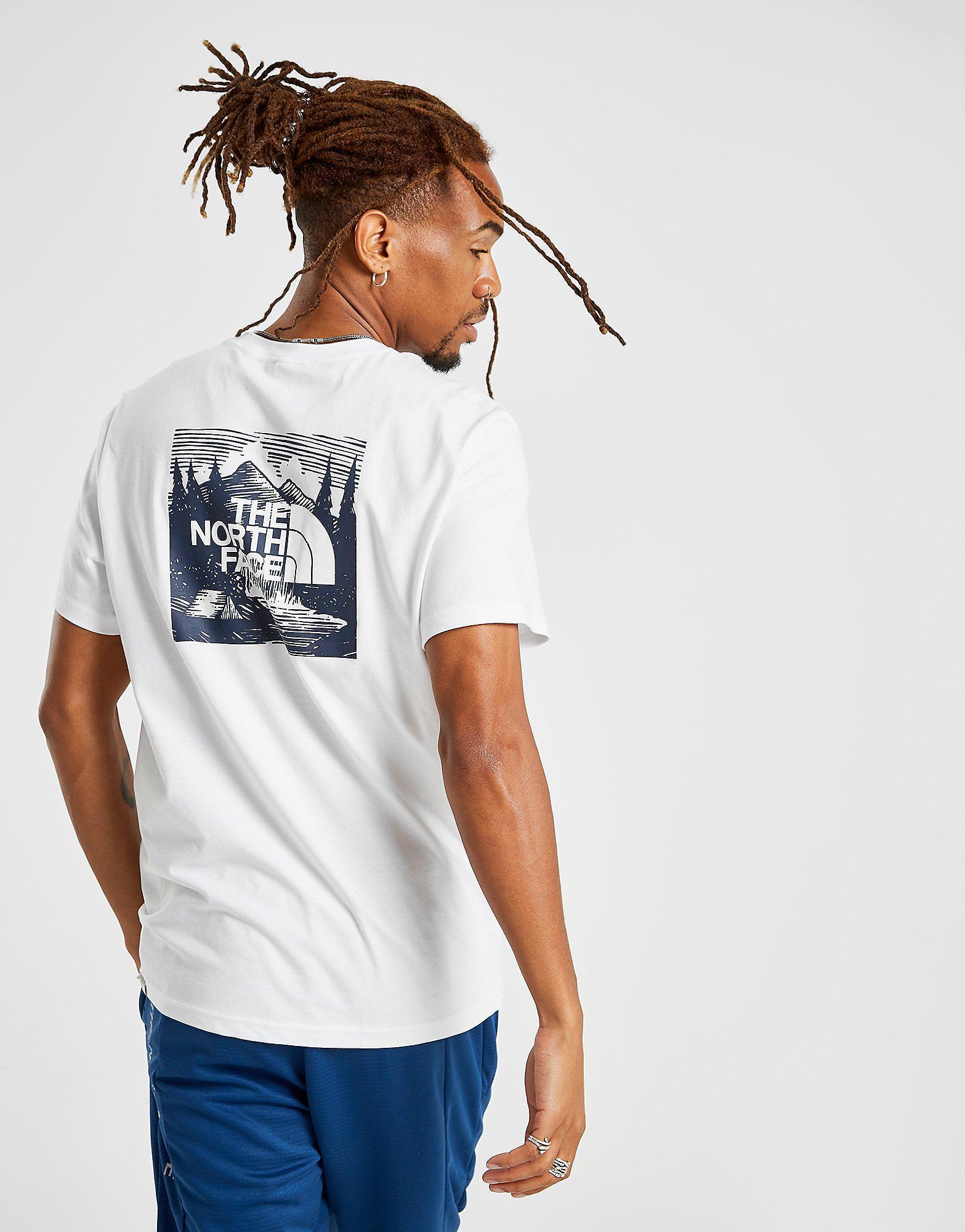The North Face Redbox Celebration T-shirt Heren