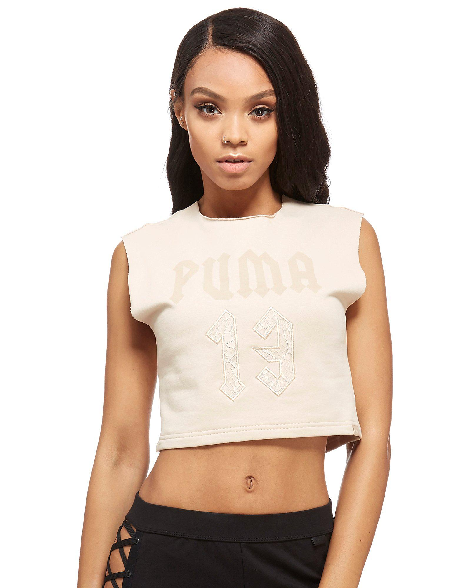 PUMA Fenty Sleeveless Crop Top Dames