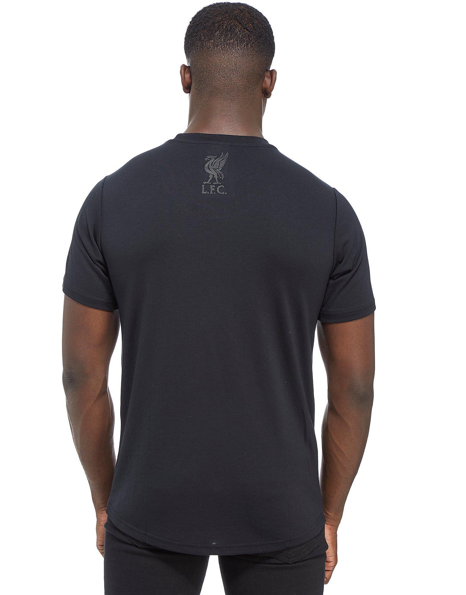 New Balance 247 Liverpool FC Pitch T-Shirt Heren