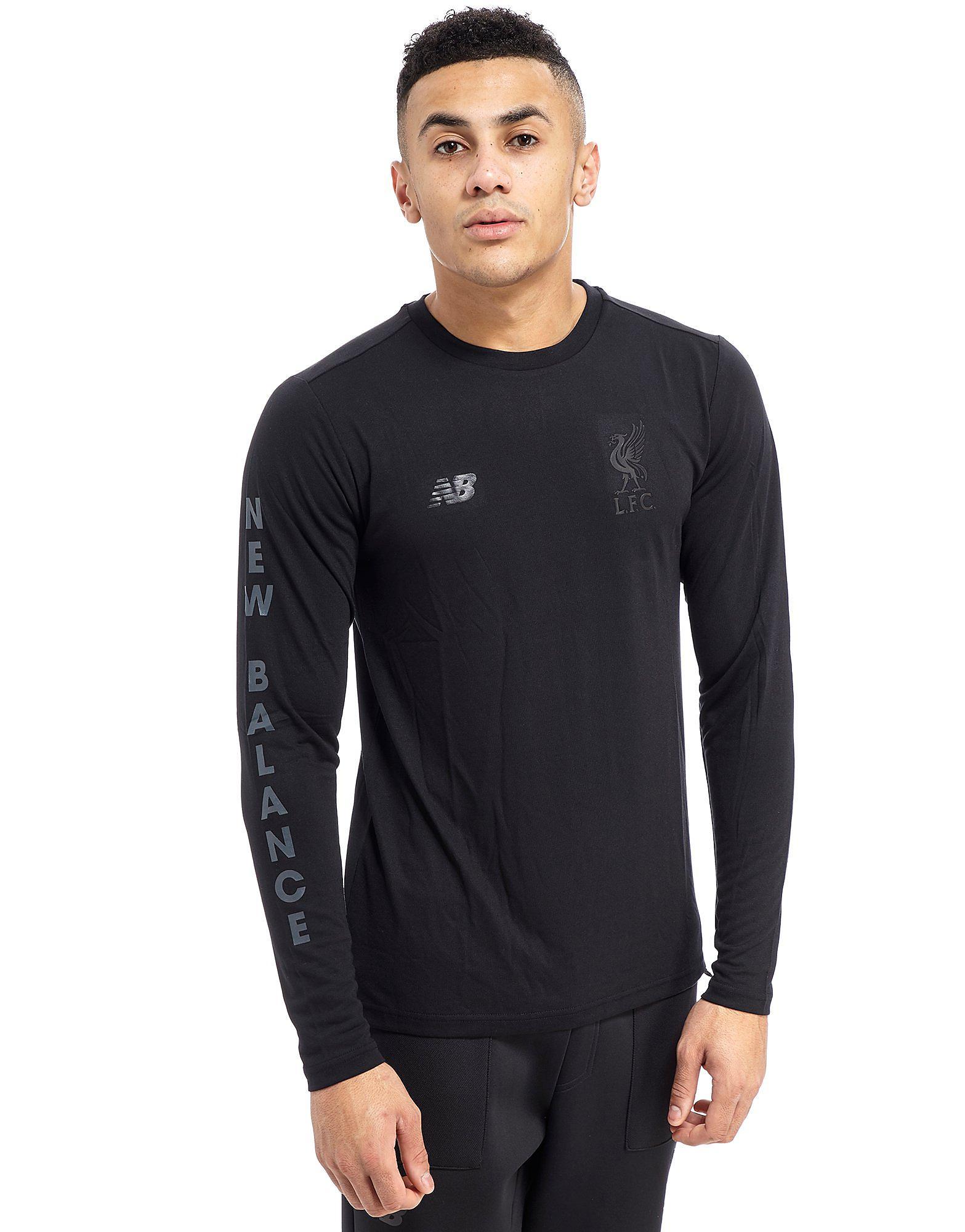 New Balance 247 Liverpool FC Long Sleeve T-Shirt Heren