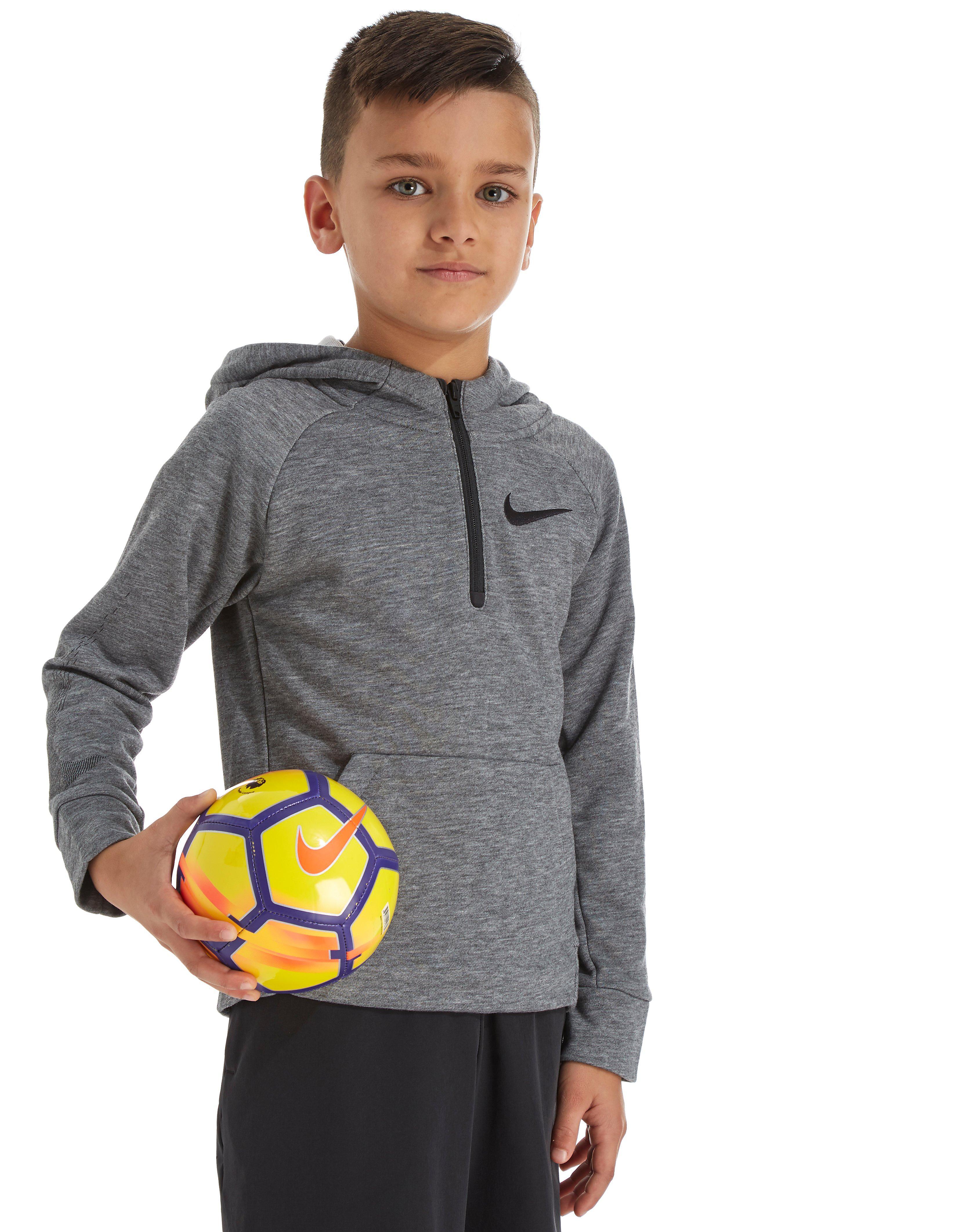Nike Dri-FIT 1/4 Zip Hoodie Kinderen