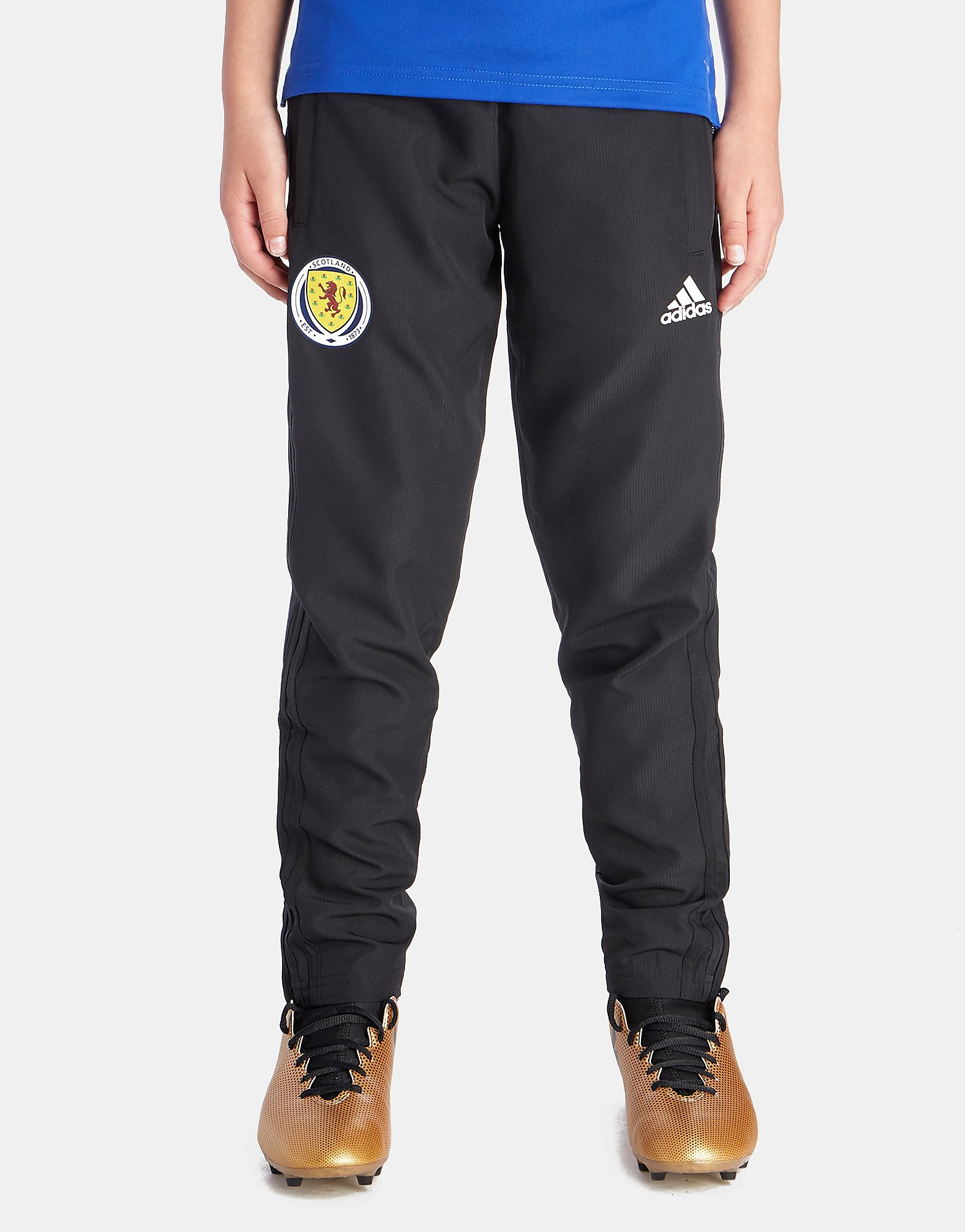 adidas Scotland FA 2018 Woven Pants Junior