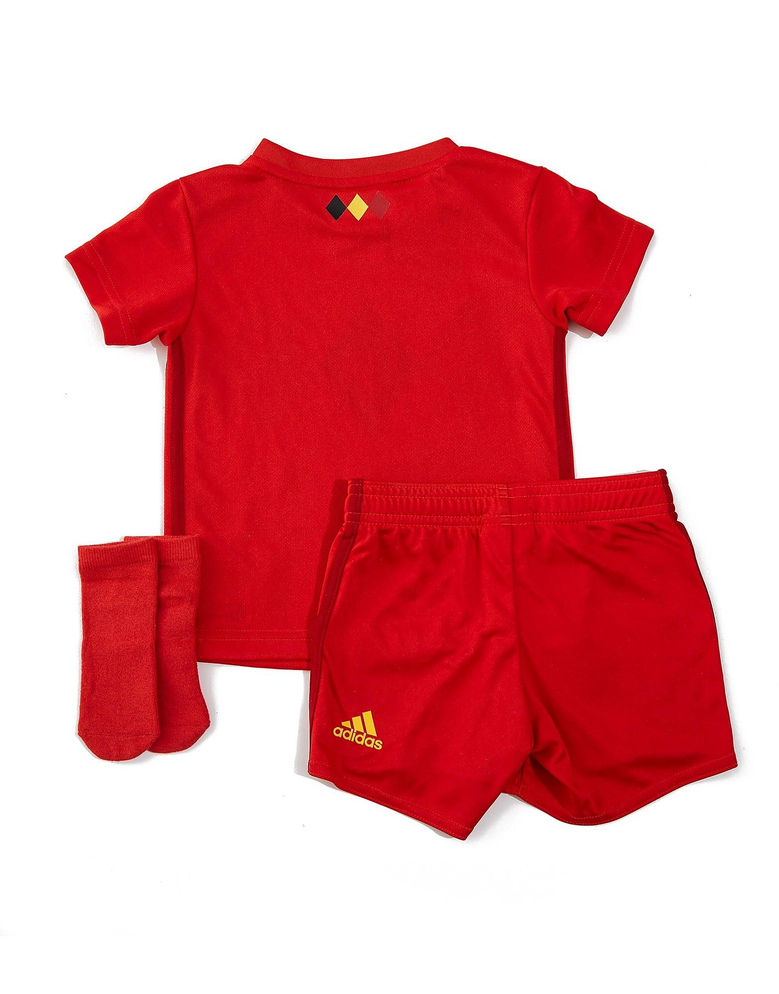 adidas Belgium 2017/18 Kit Infant