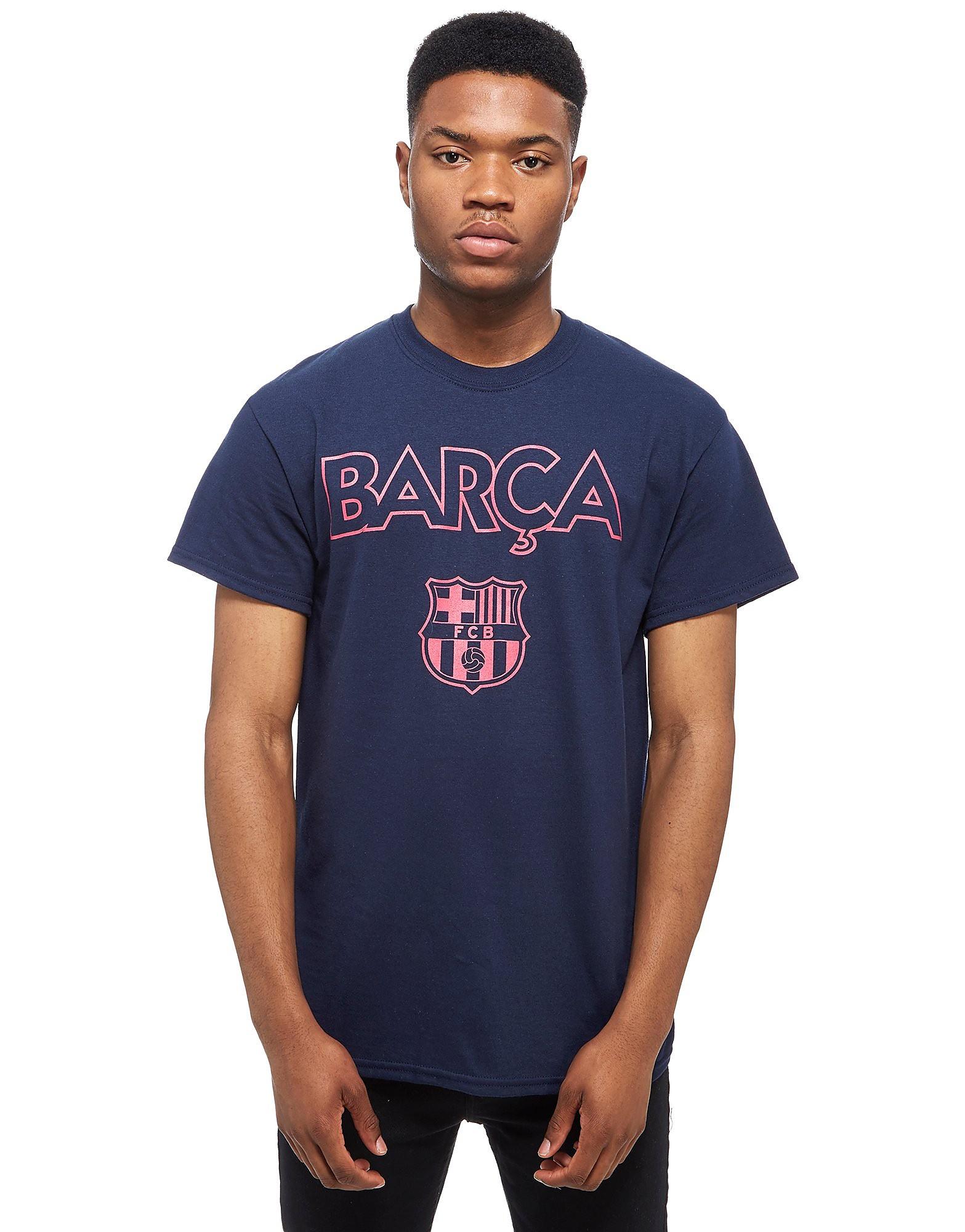 Official Team Barcelona FC T-Shirt