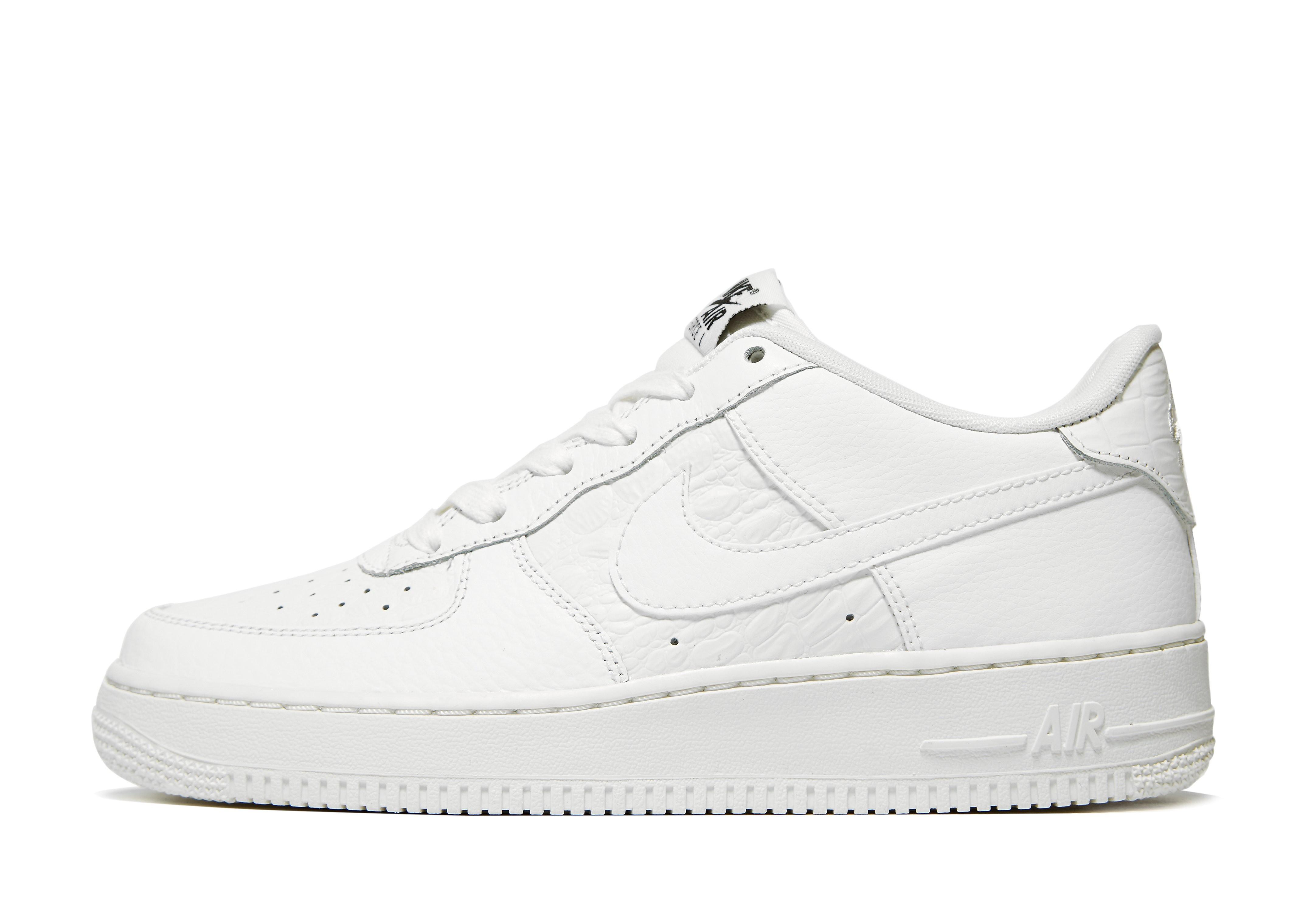 Nike Air Force 1 LV8 Junior Weiß-Schwarz