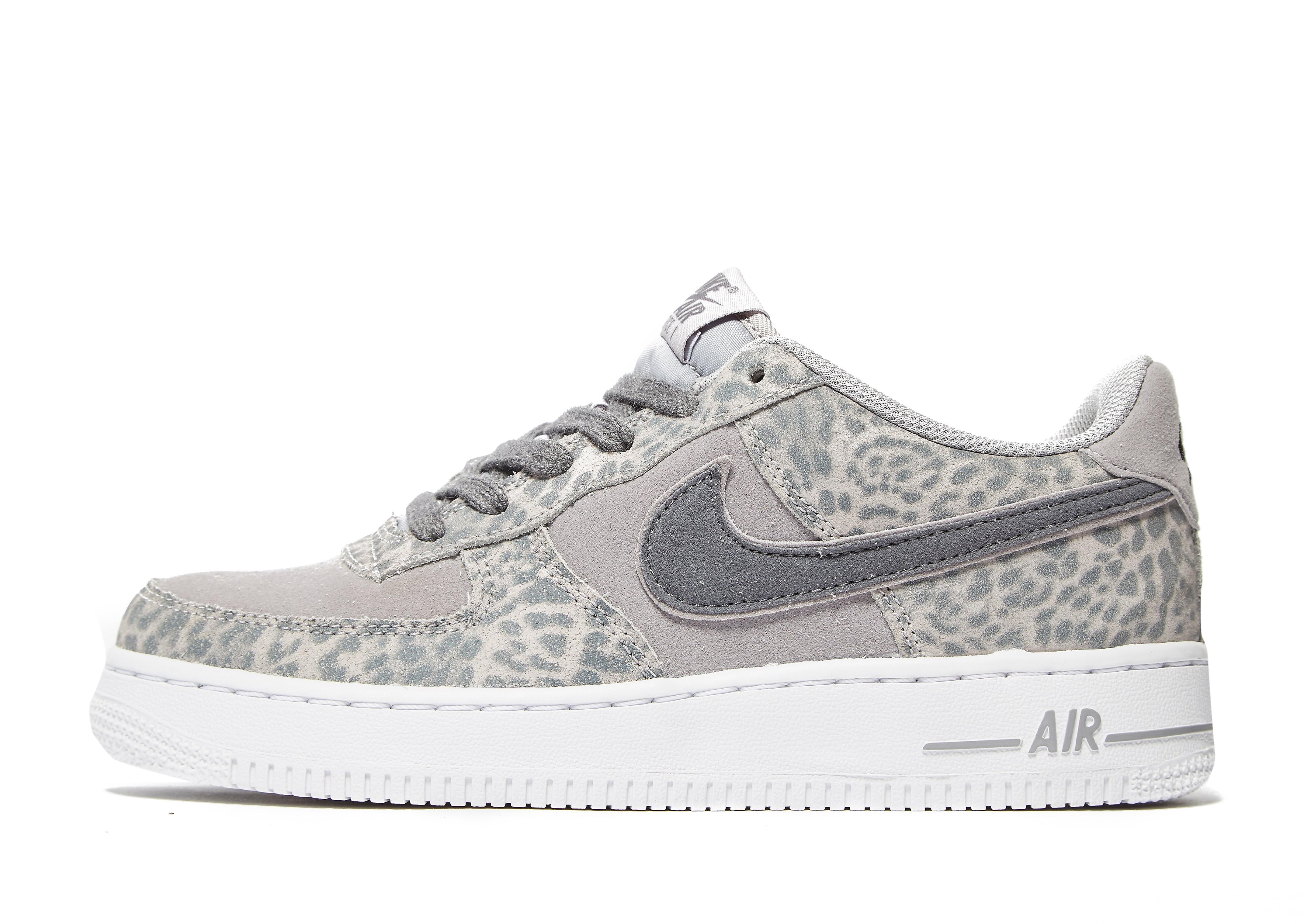 Nike Air Force 1 LV8 Junior Grau