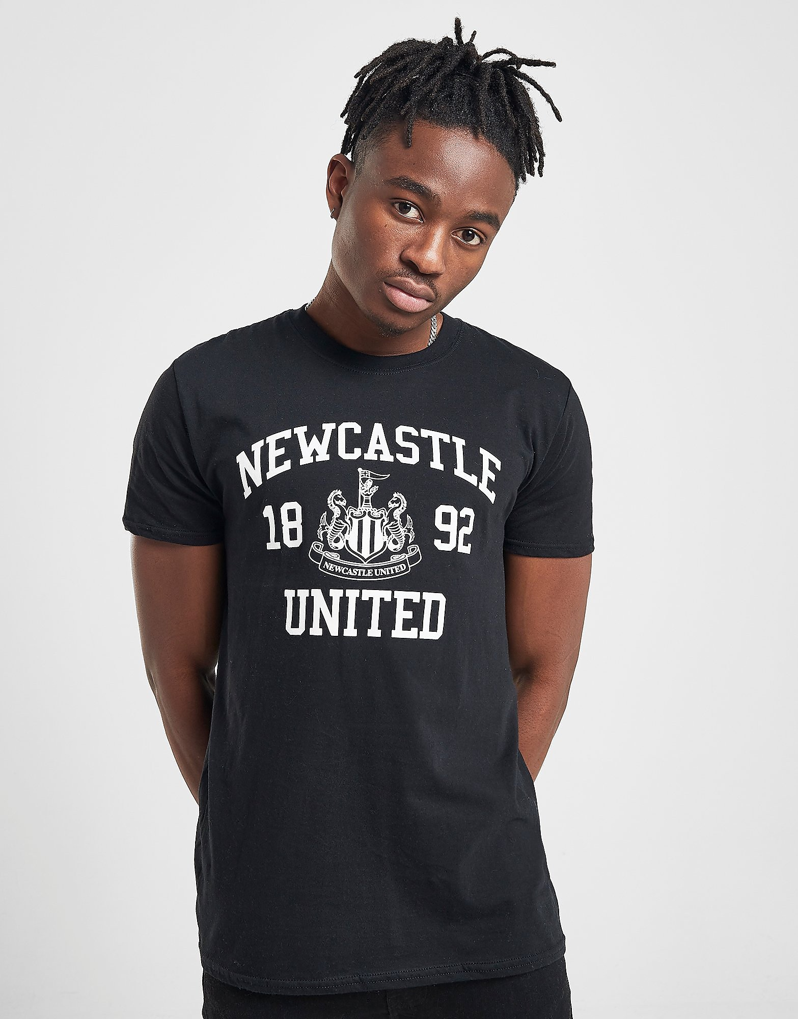 Official Team Newcastle United T-Shirt