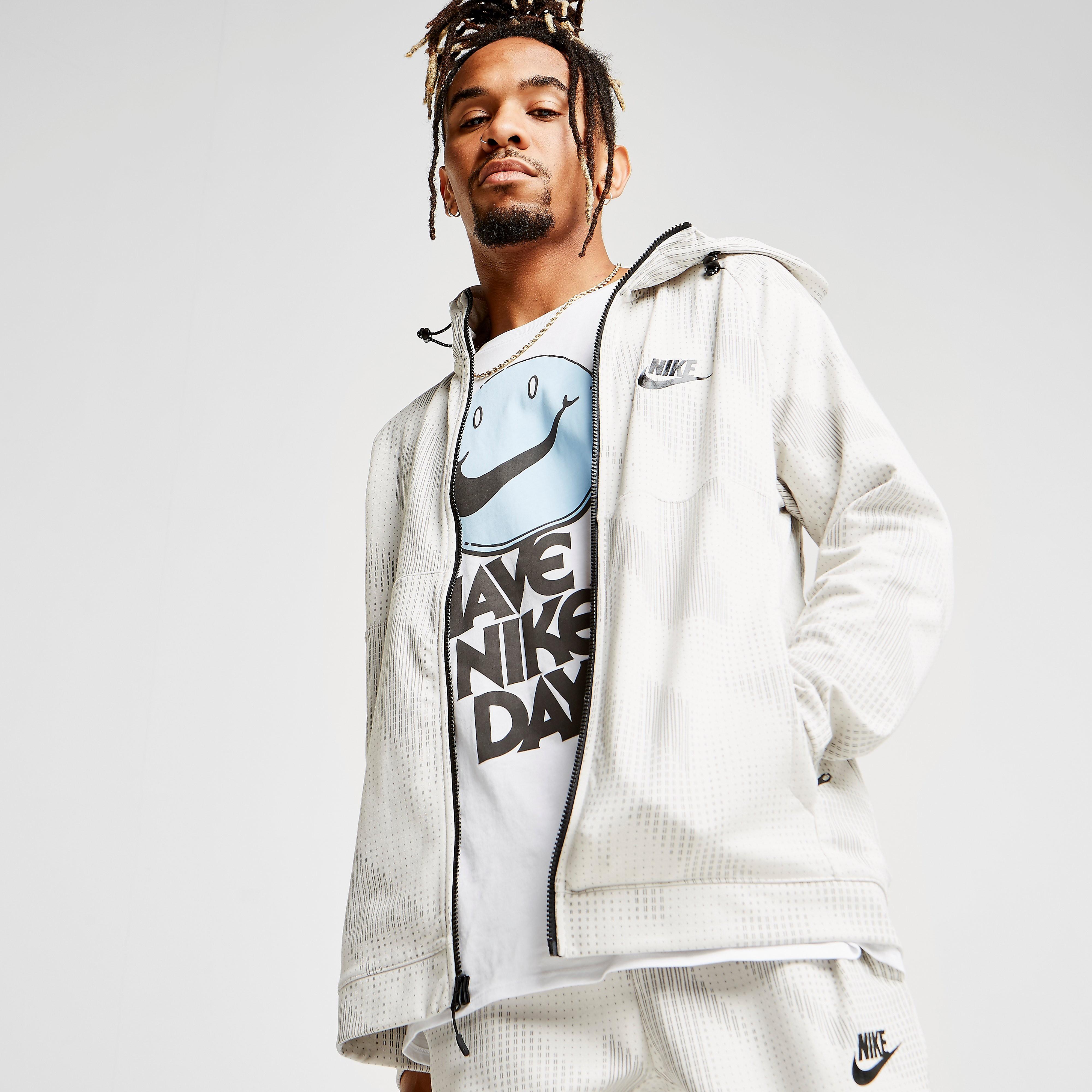 Nike Advance All Over Print Full Zip Hoodie