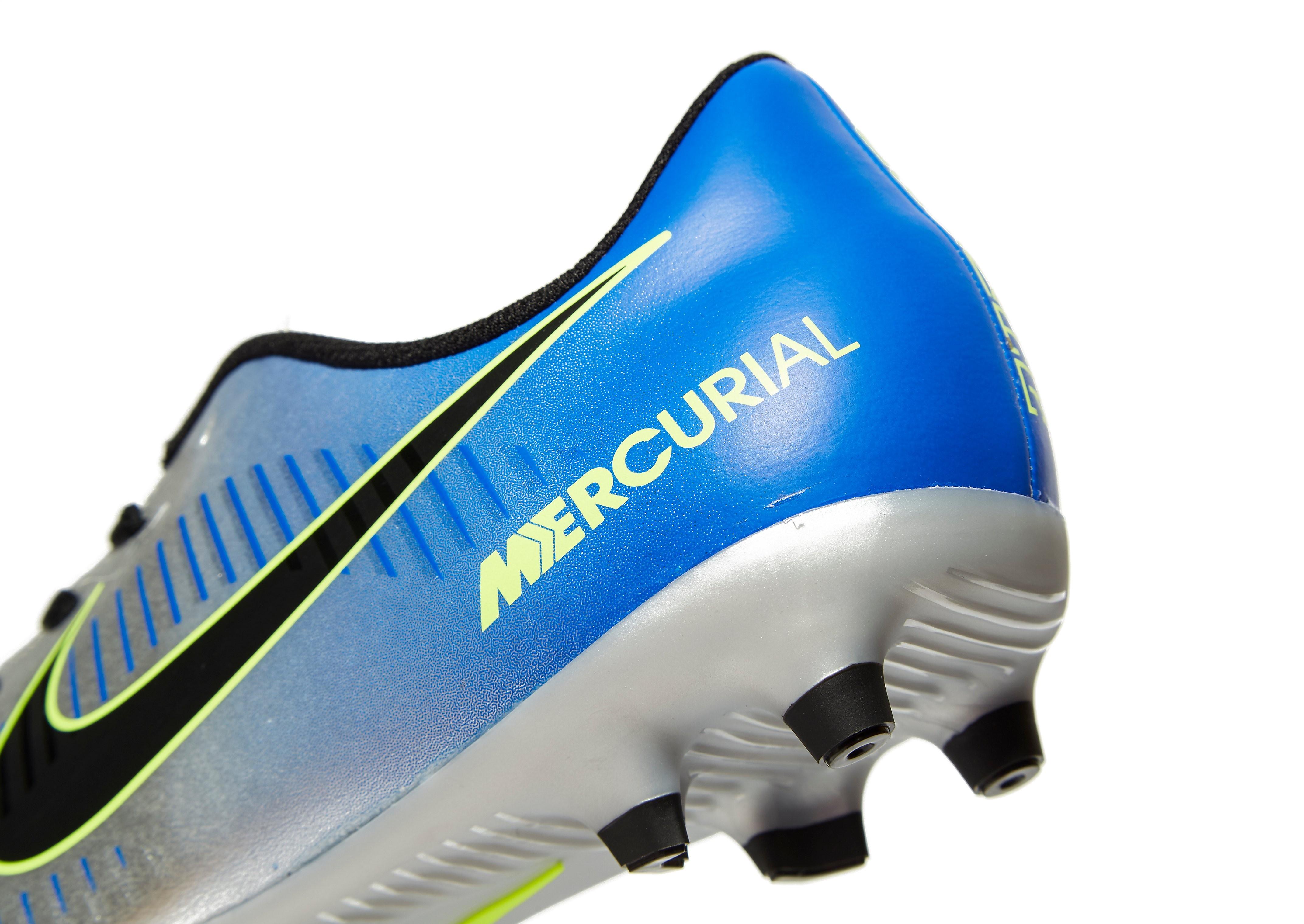 Nike Neymar Jr Mercurial Vortex XI FG Junior