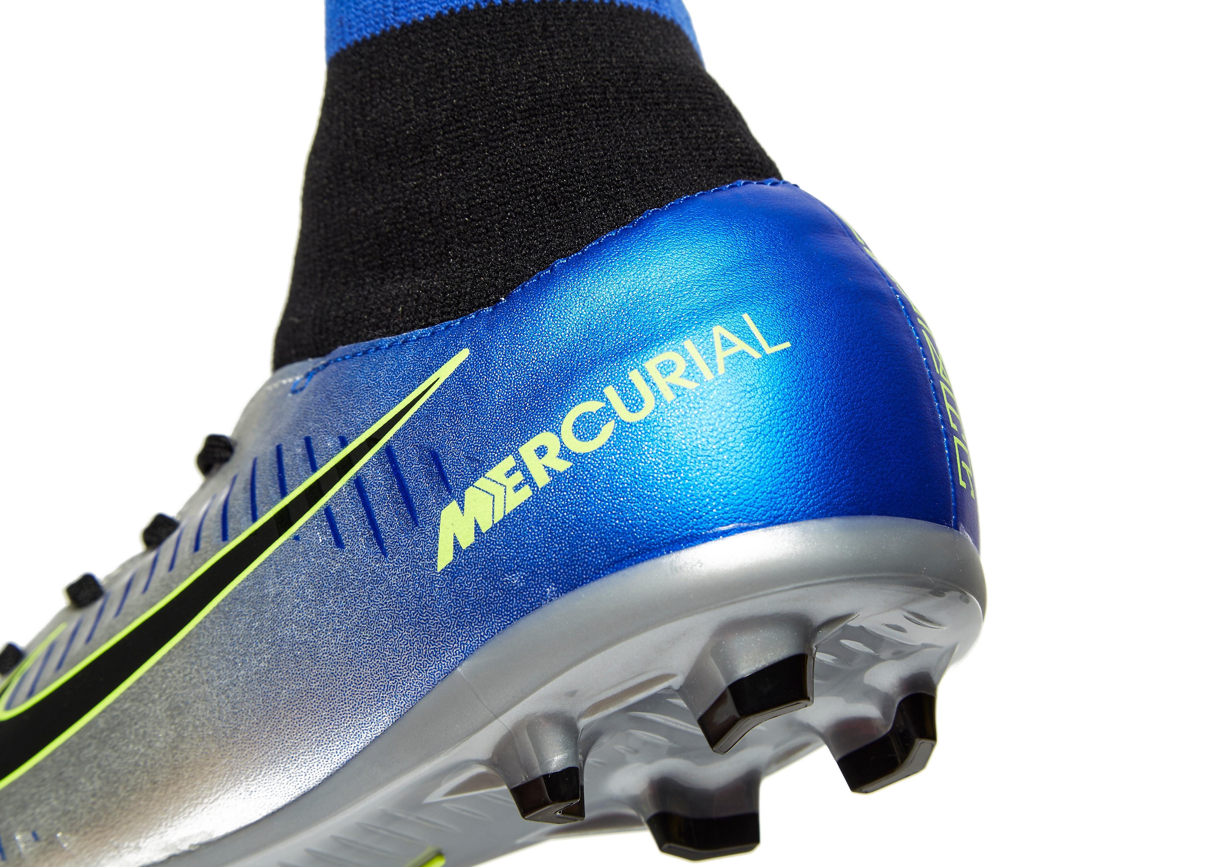 Nike Neymar Jr Mercurial Dynamic Fit XI FG Junior
