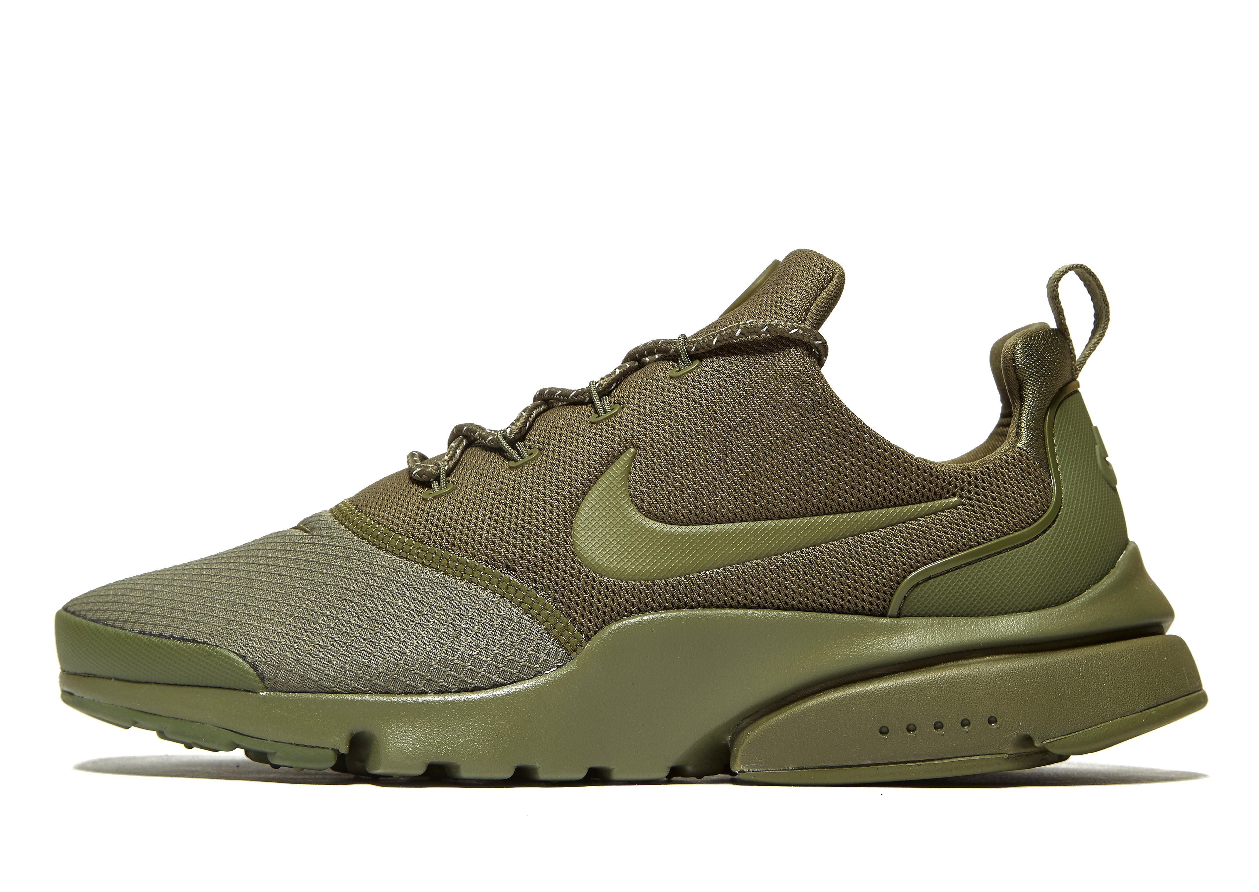 Nike Air Presto Fly SE Olivegrün
