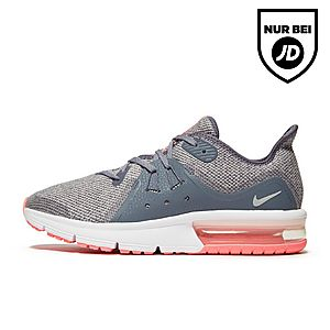 Nike Air Max Sequent 3 Junior Carbon-Pink ...