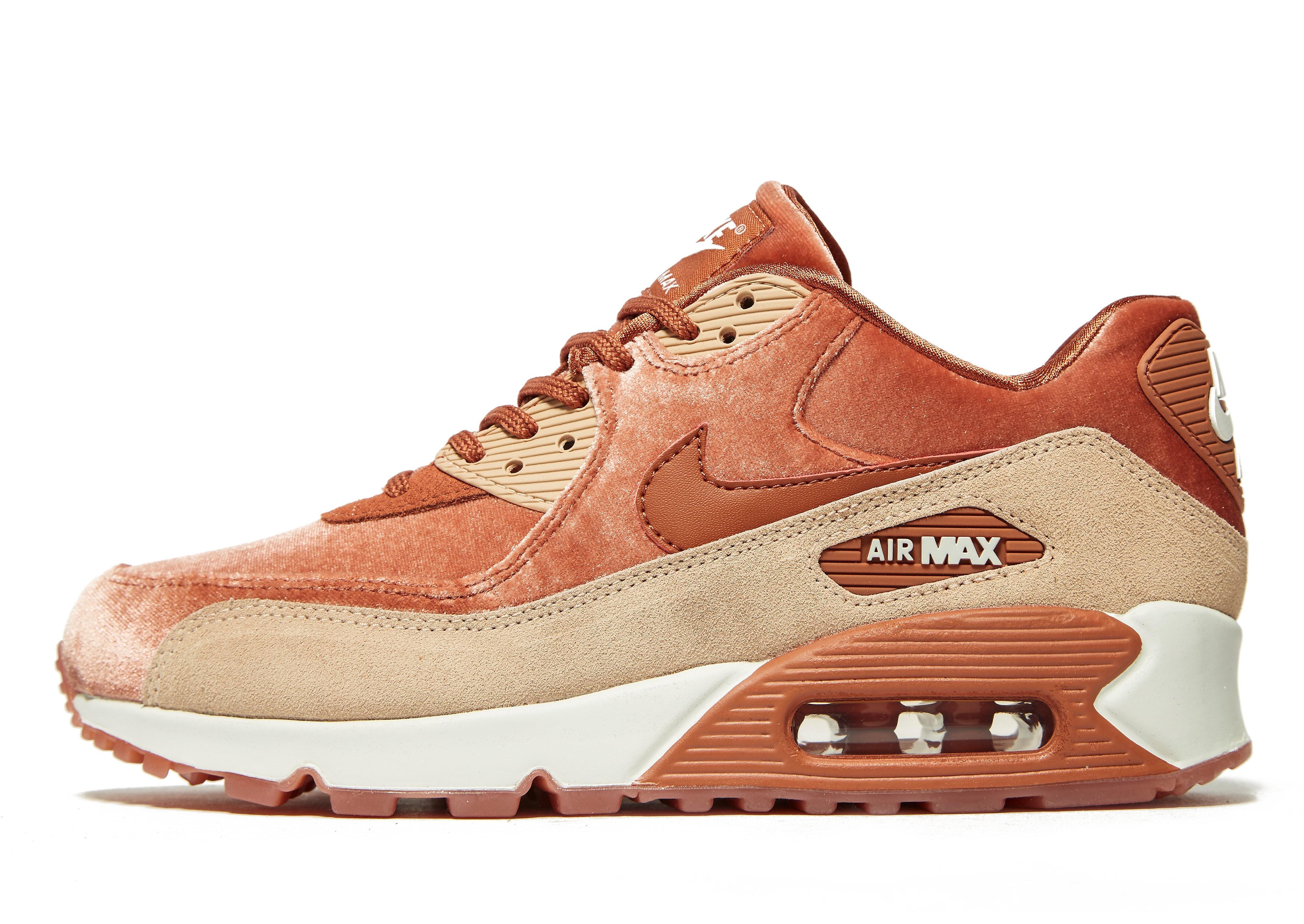 Nike Air Max 90 Damen Peach