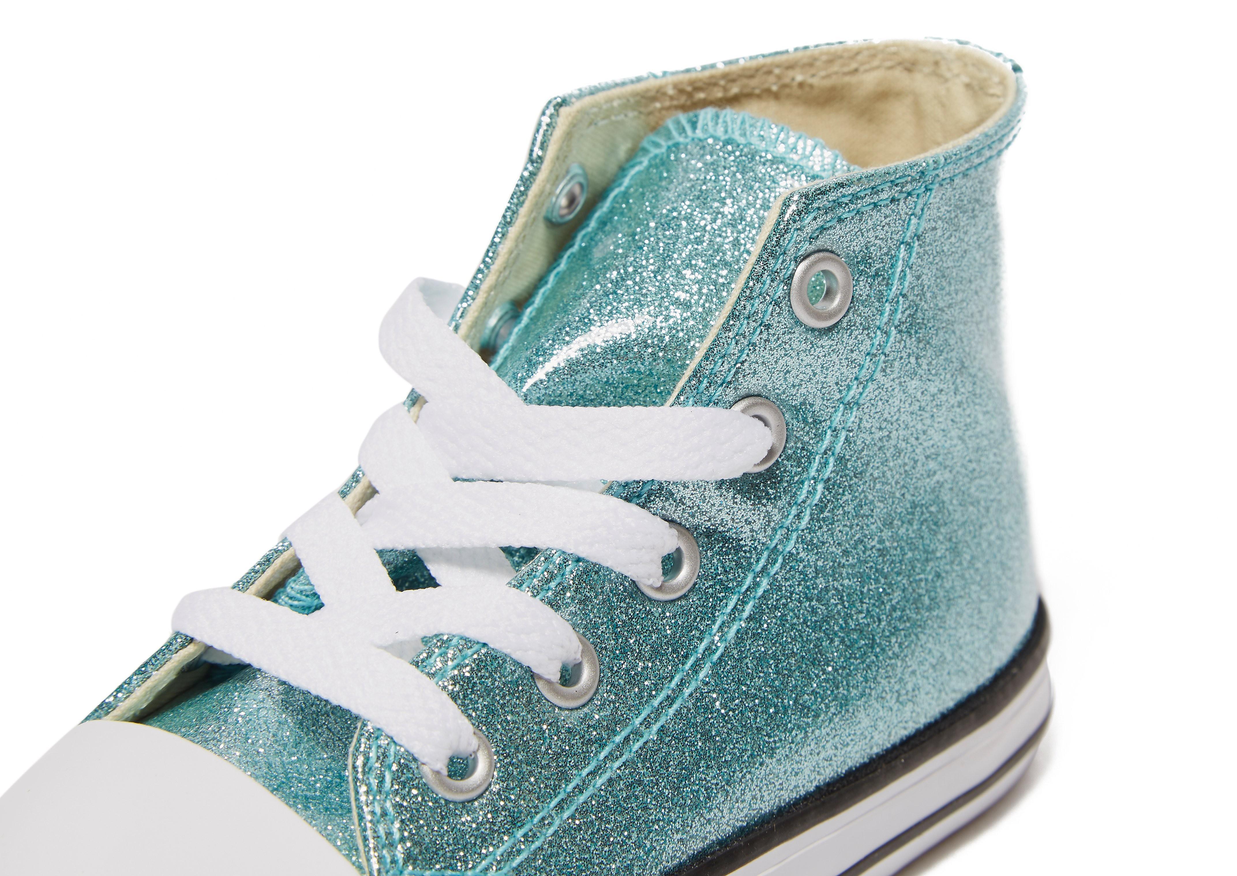 Converse All Star Hi Sparkle Infant