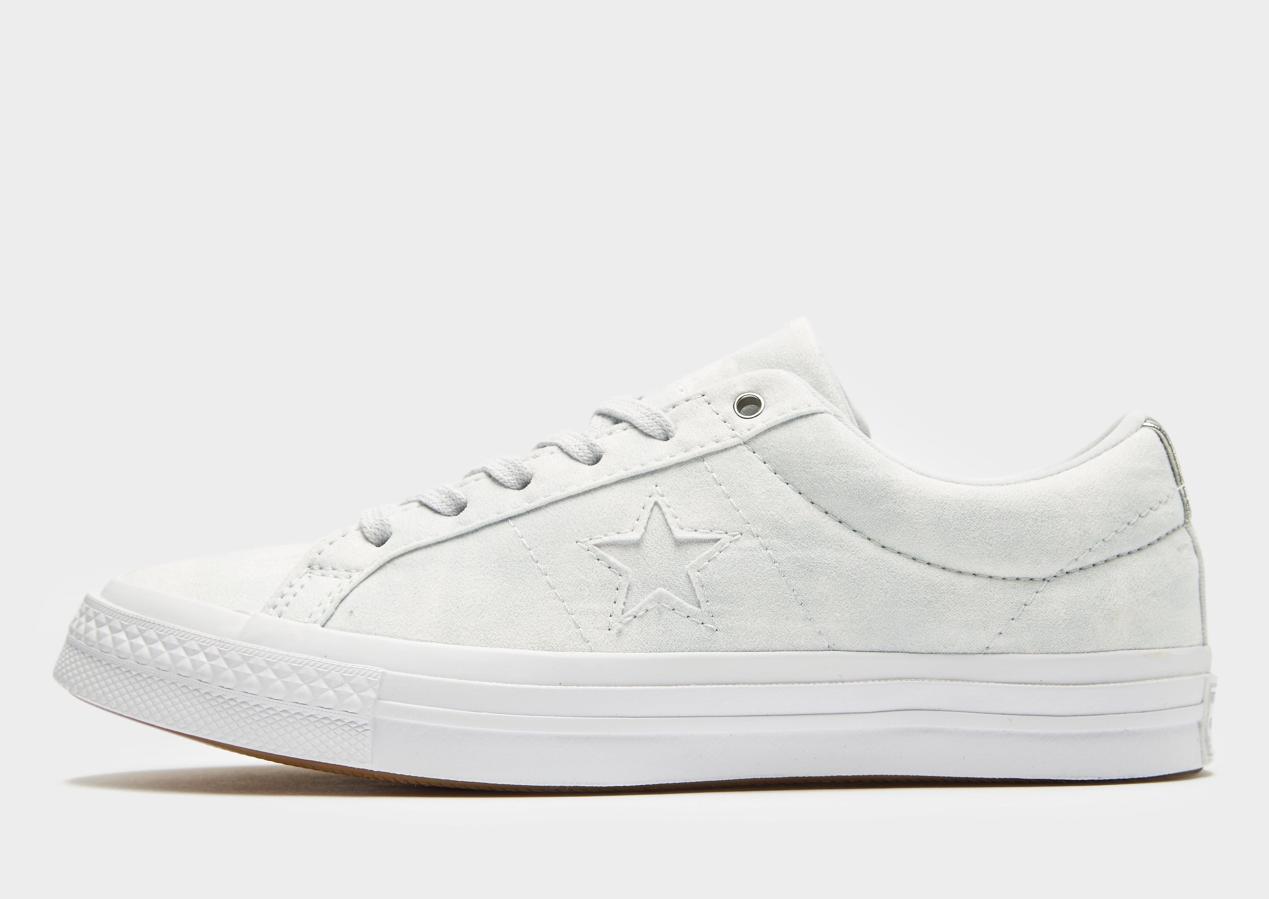 Converse One Star Ox Damen Weiß