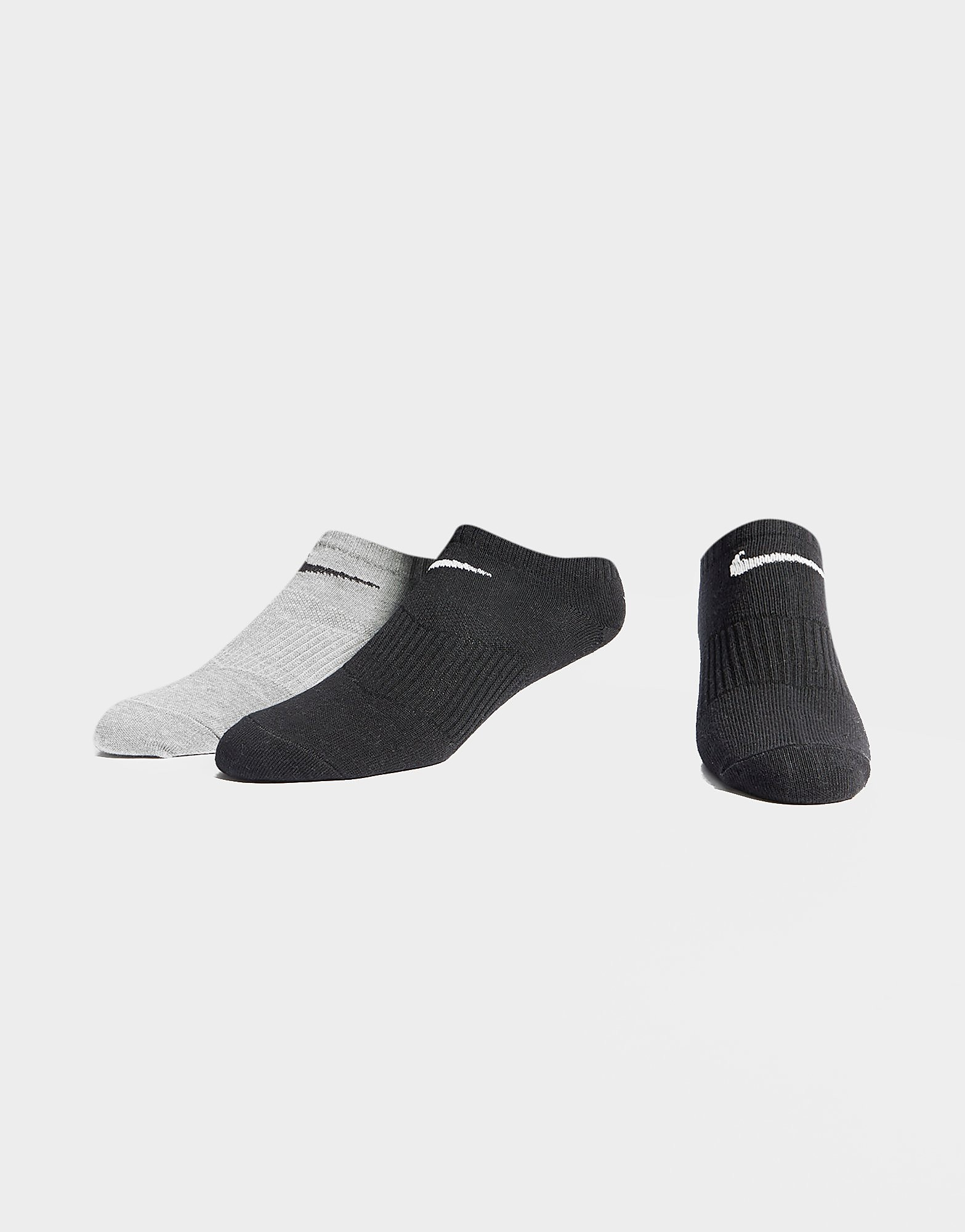 Nike 3 Pack Basic Cuff Socks