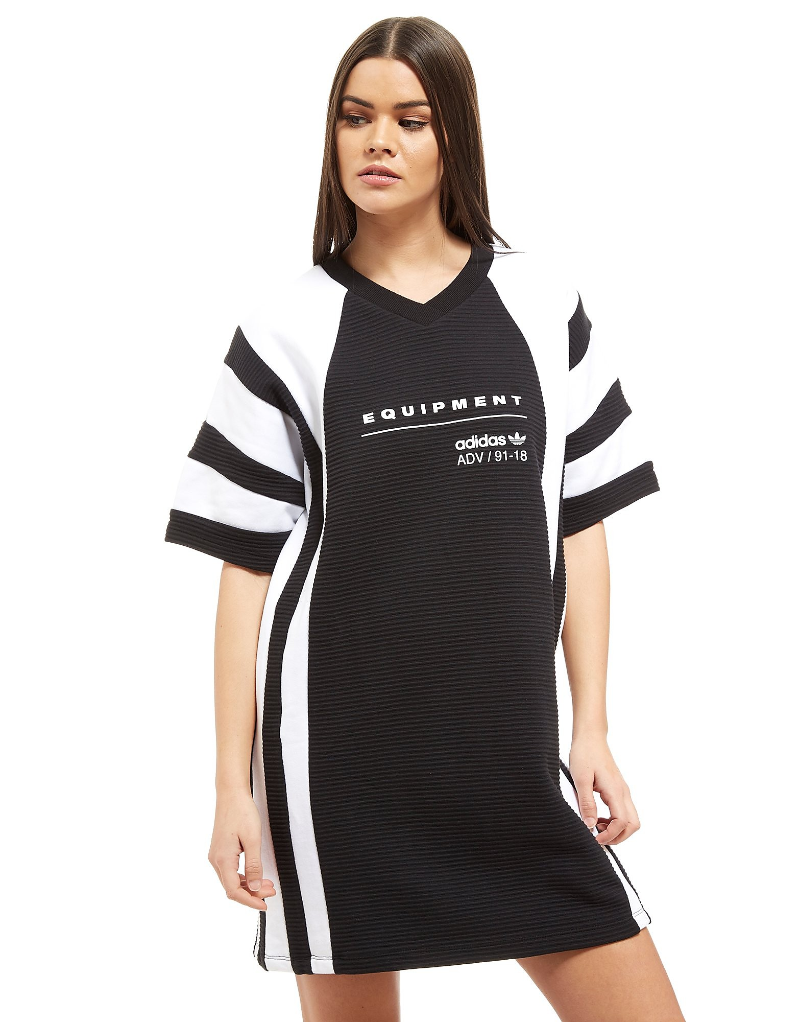 adidas Originals EQT Colourblock T-Shirt Dress
