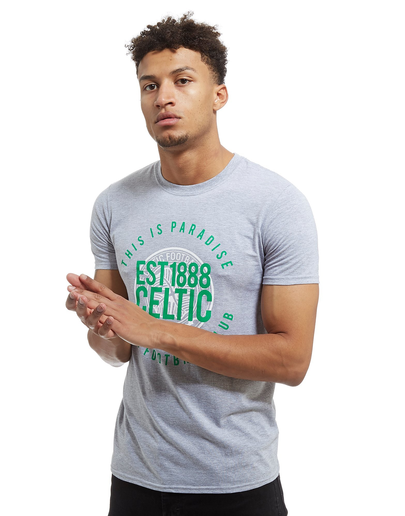 Official Team Celtic Paradise T-Shirt