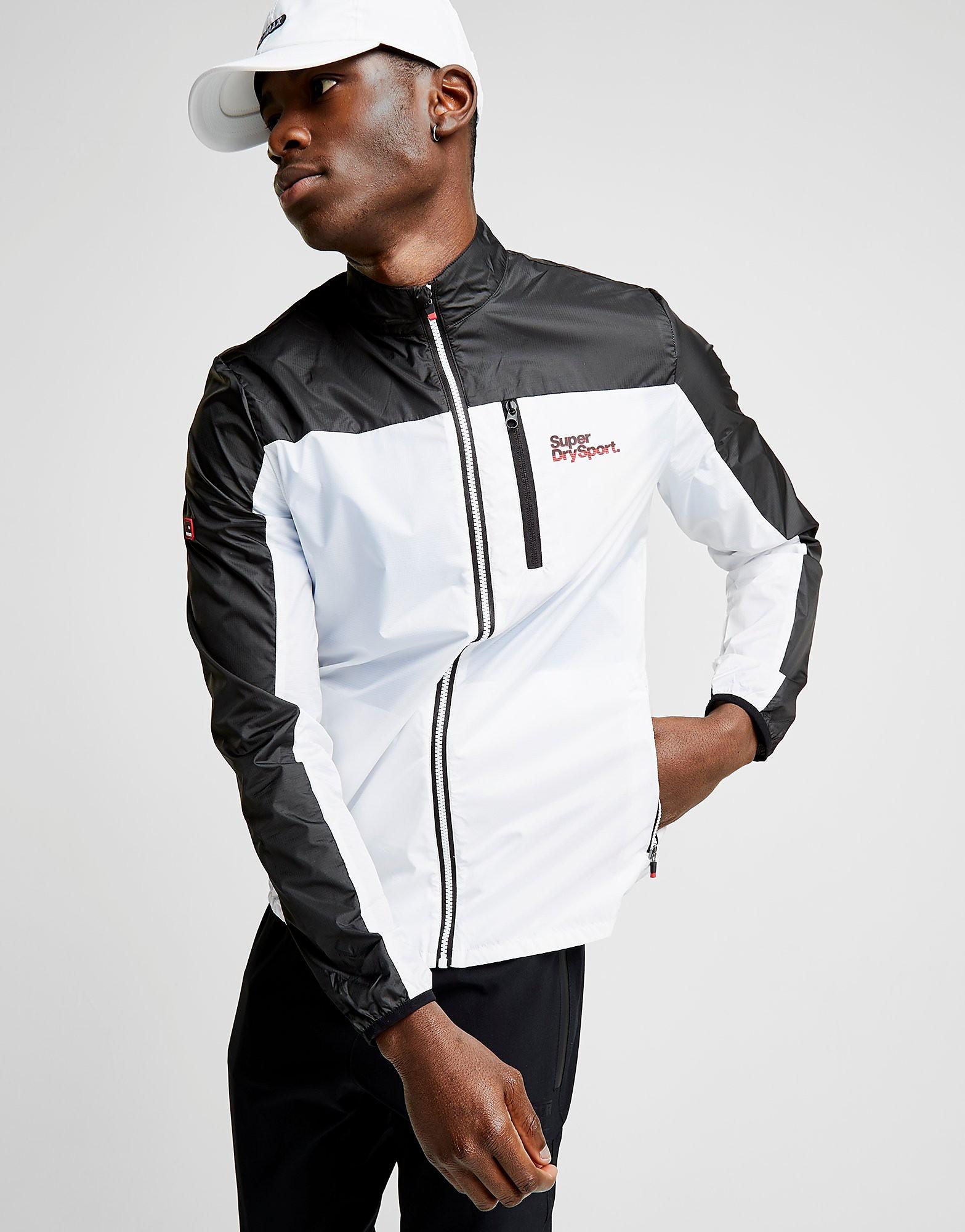 Superdry Sport Lightweight Colour Block Jacket