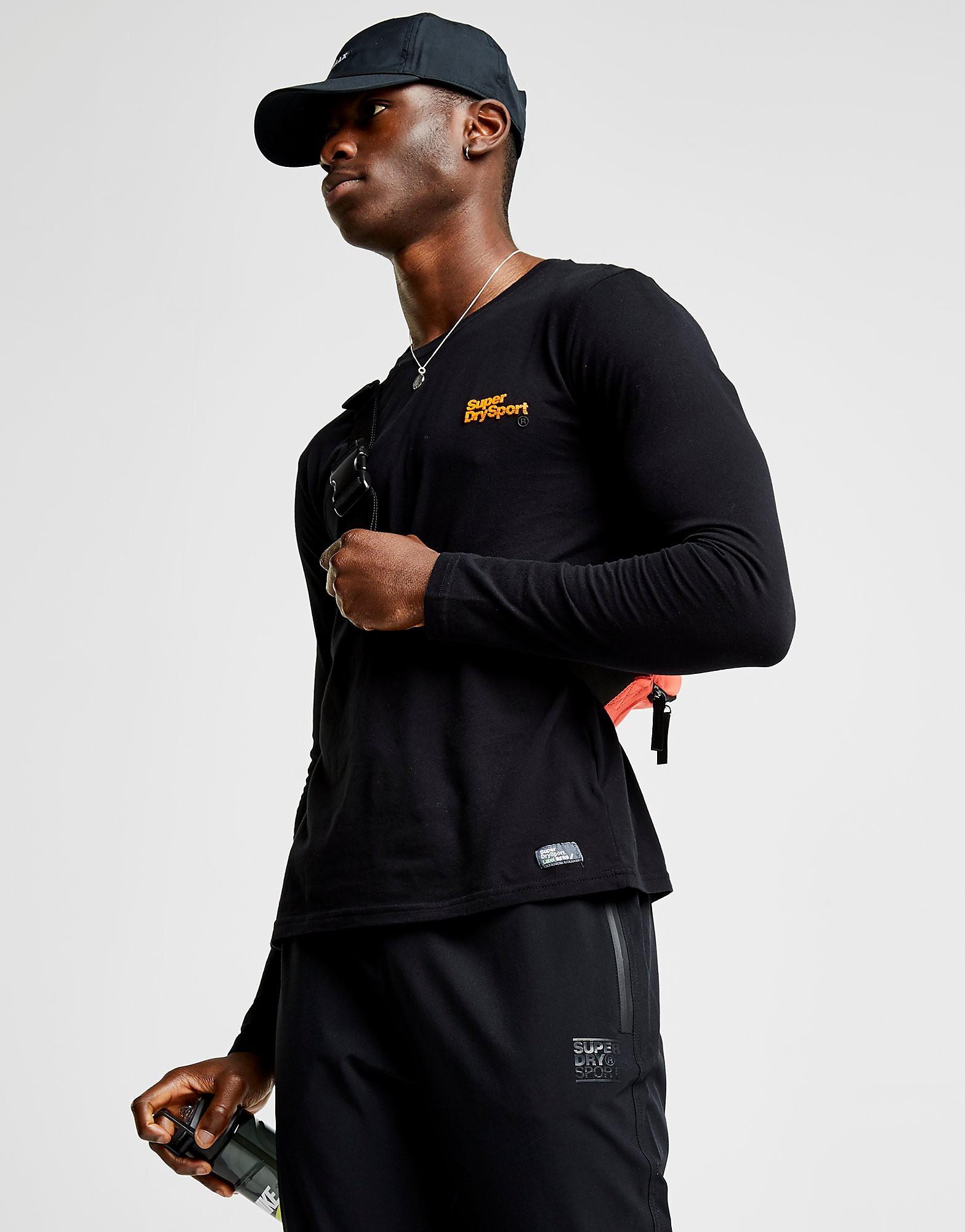 Superdry Sport Long Sleeve Core T-Shirt