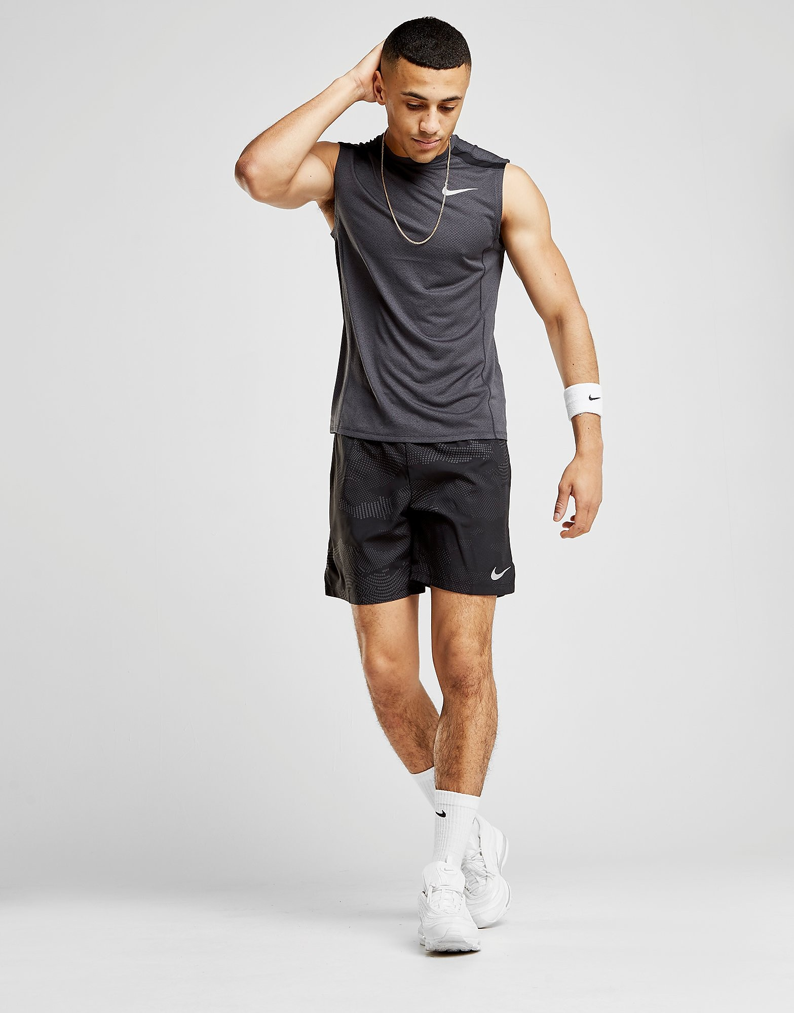 Nike Breathe Miler Sleeveless T-Shirt