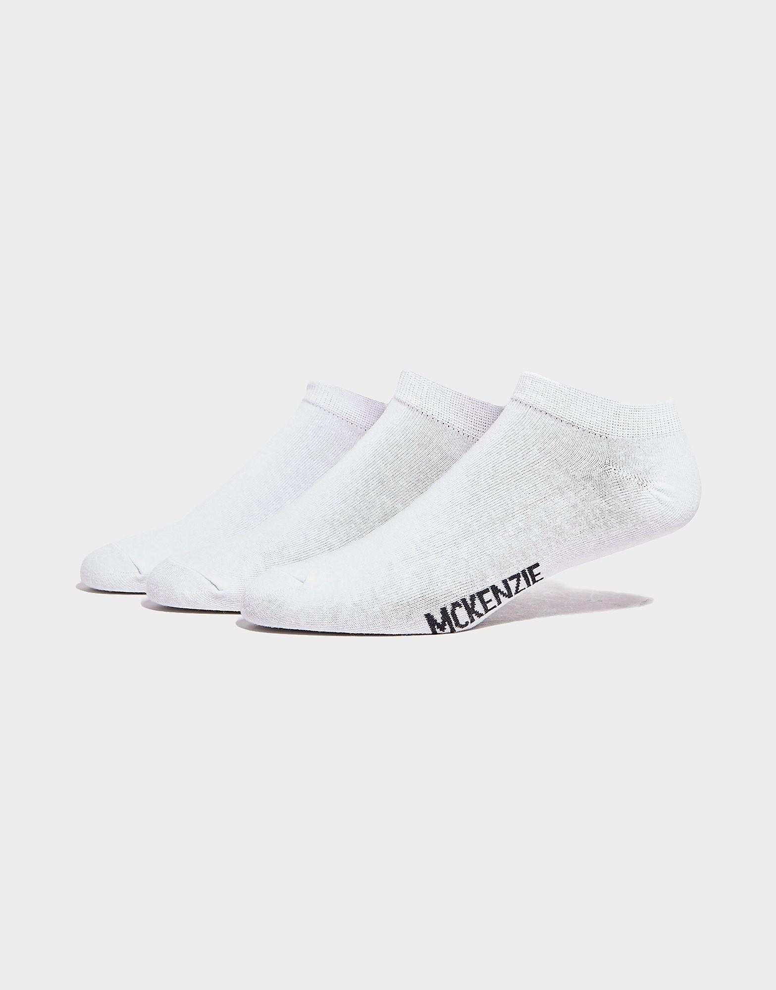 McKenzie 3er-Pack Sneakersocken