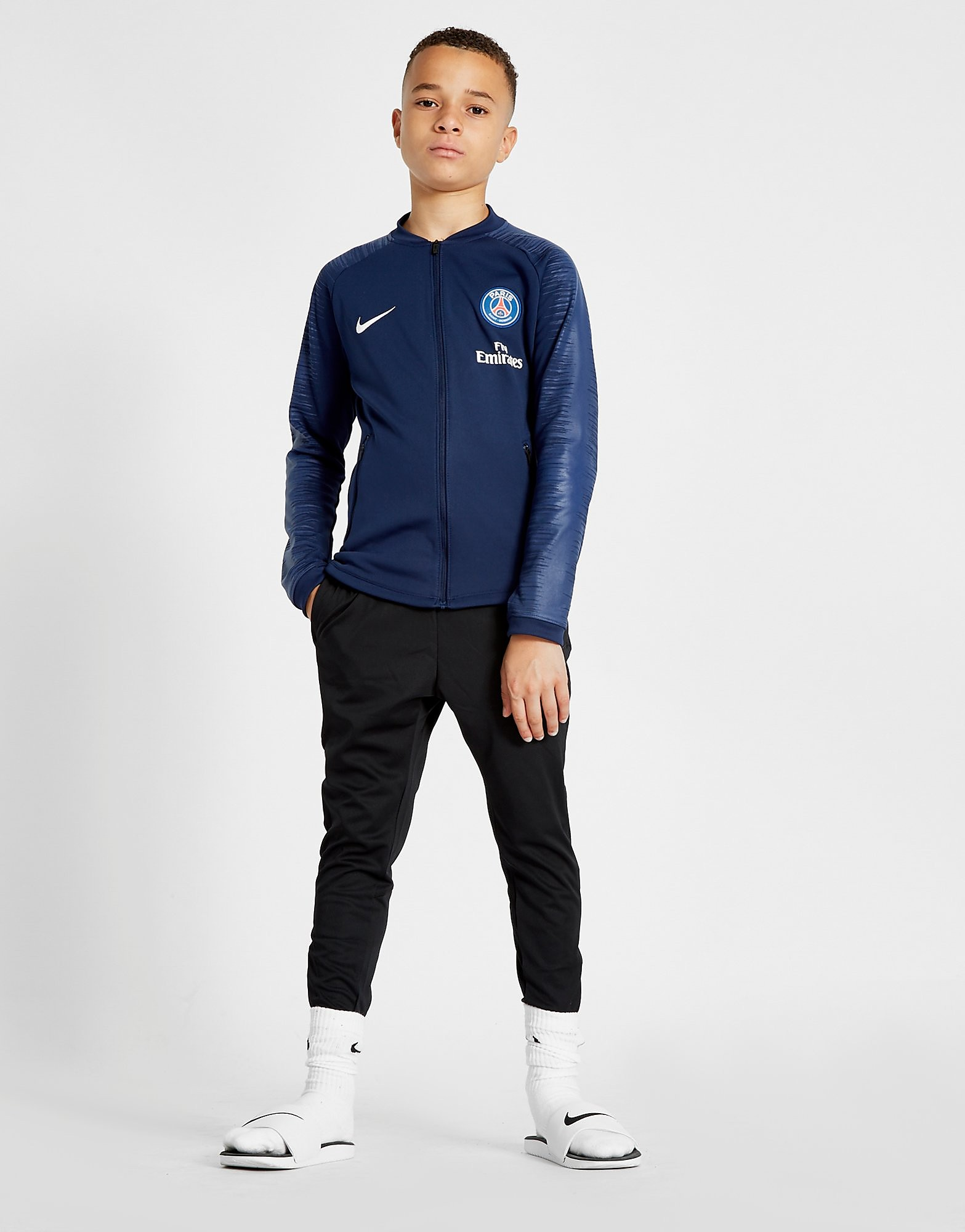 Nike Paris Saint Germain 2018/19 Anthem Jacket Junior