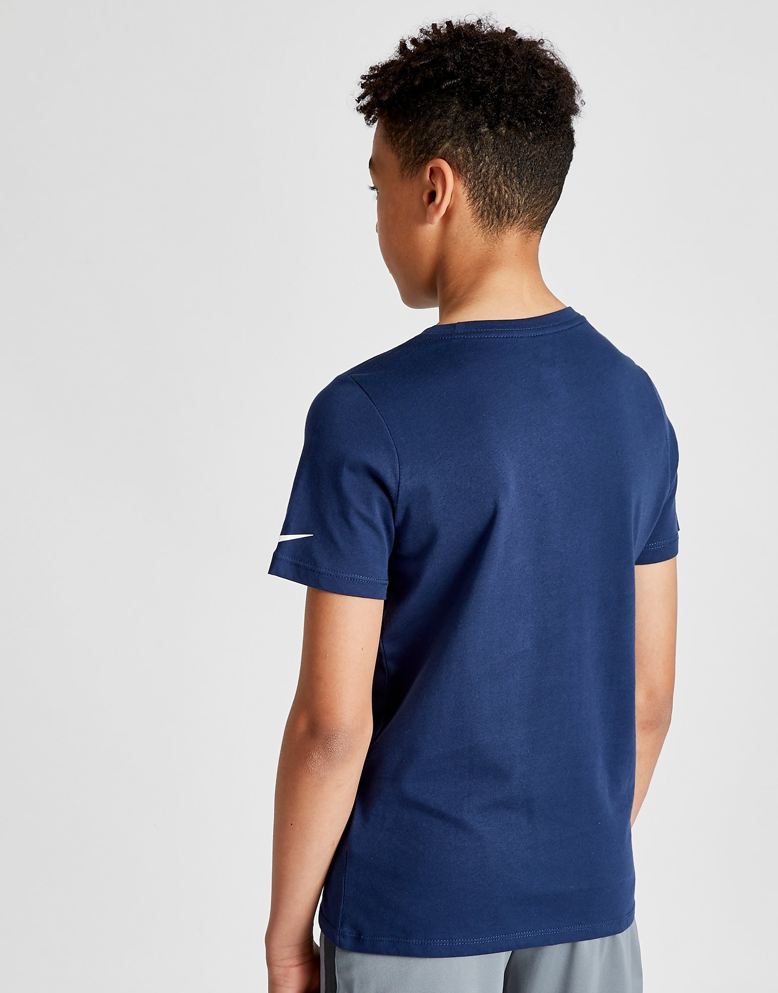 Nike Paris Saint Germain 2018/19 Crest T-Shirt Junior
