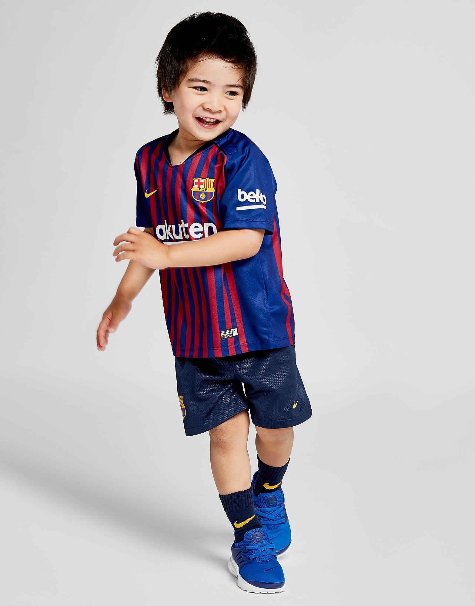 Nike FC Barcelona 2018/19 Home Kit Infant