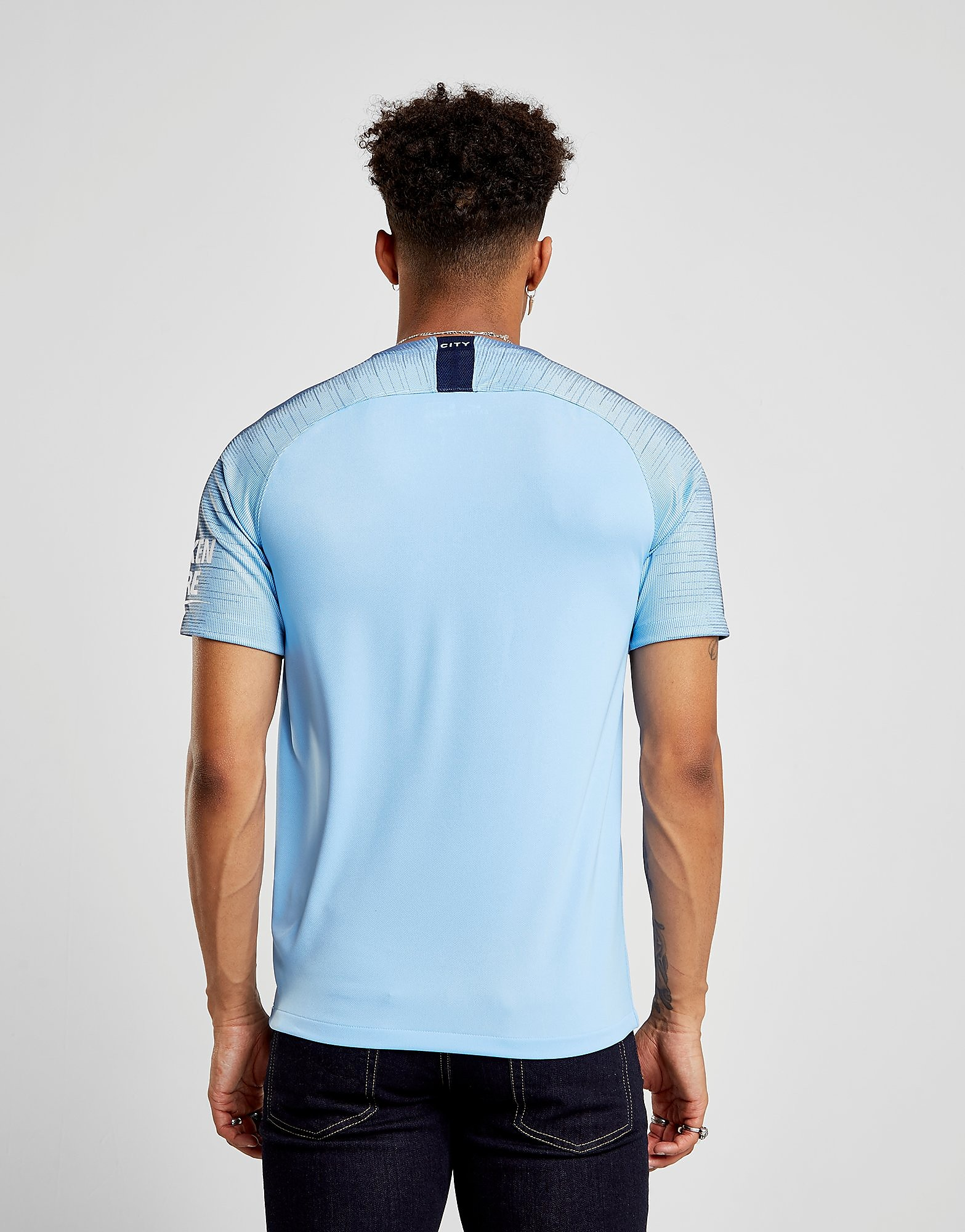 Nike Manchester City FC 2018/19 Home Shirt