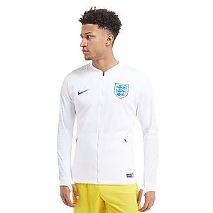 Herren Fanbekleidung Nike England 2018 Anthem Jacke