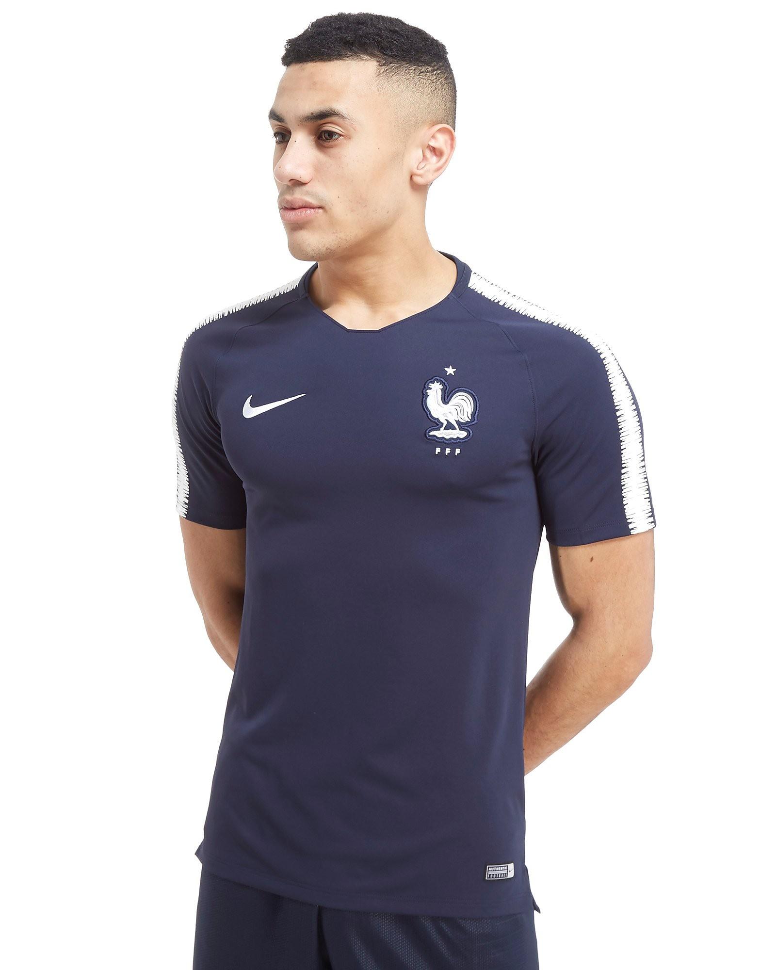 Nike France Squad Training Jersey