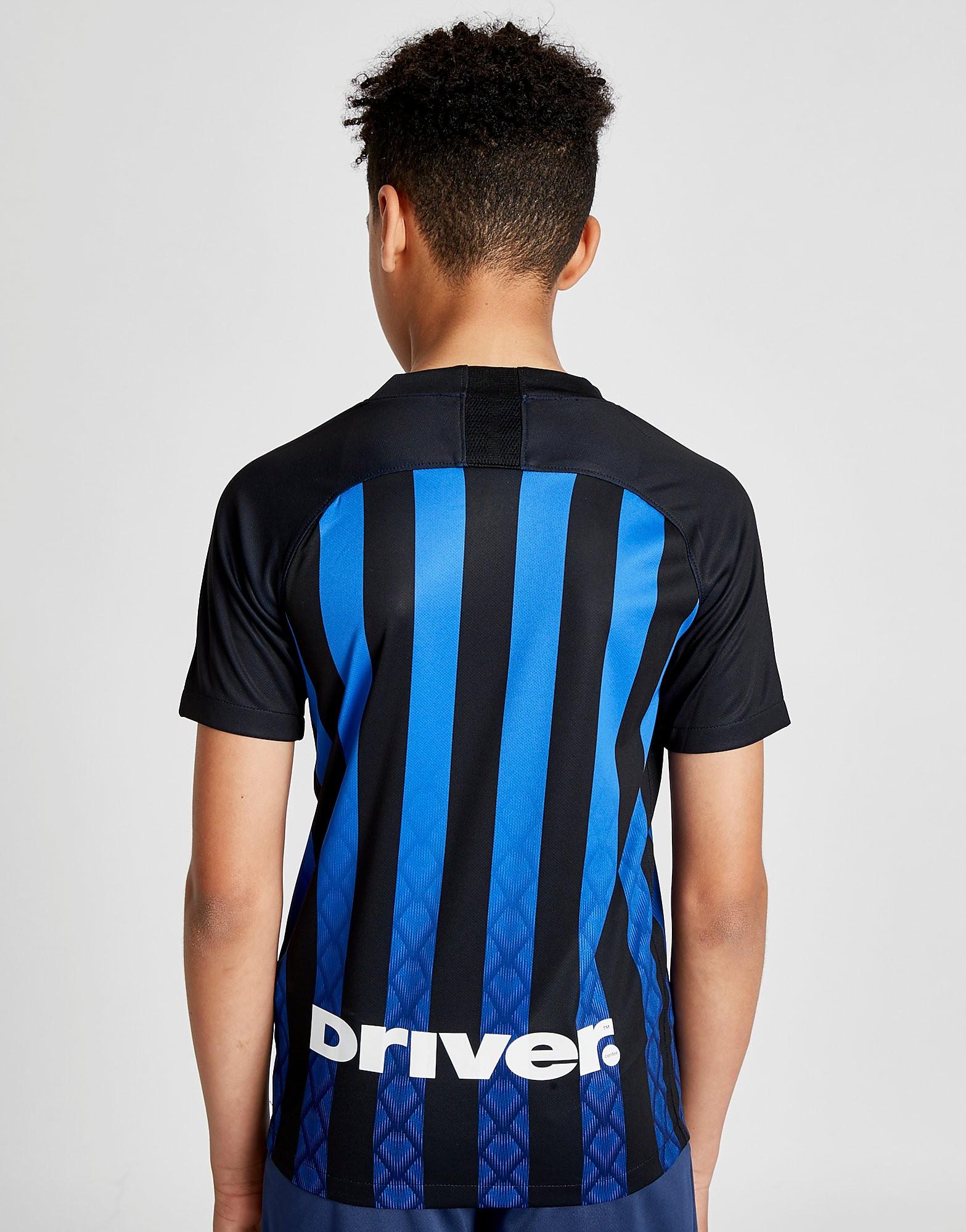 Nike Inter Milan 2018/19 Home Shirt Junior