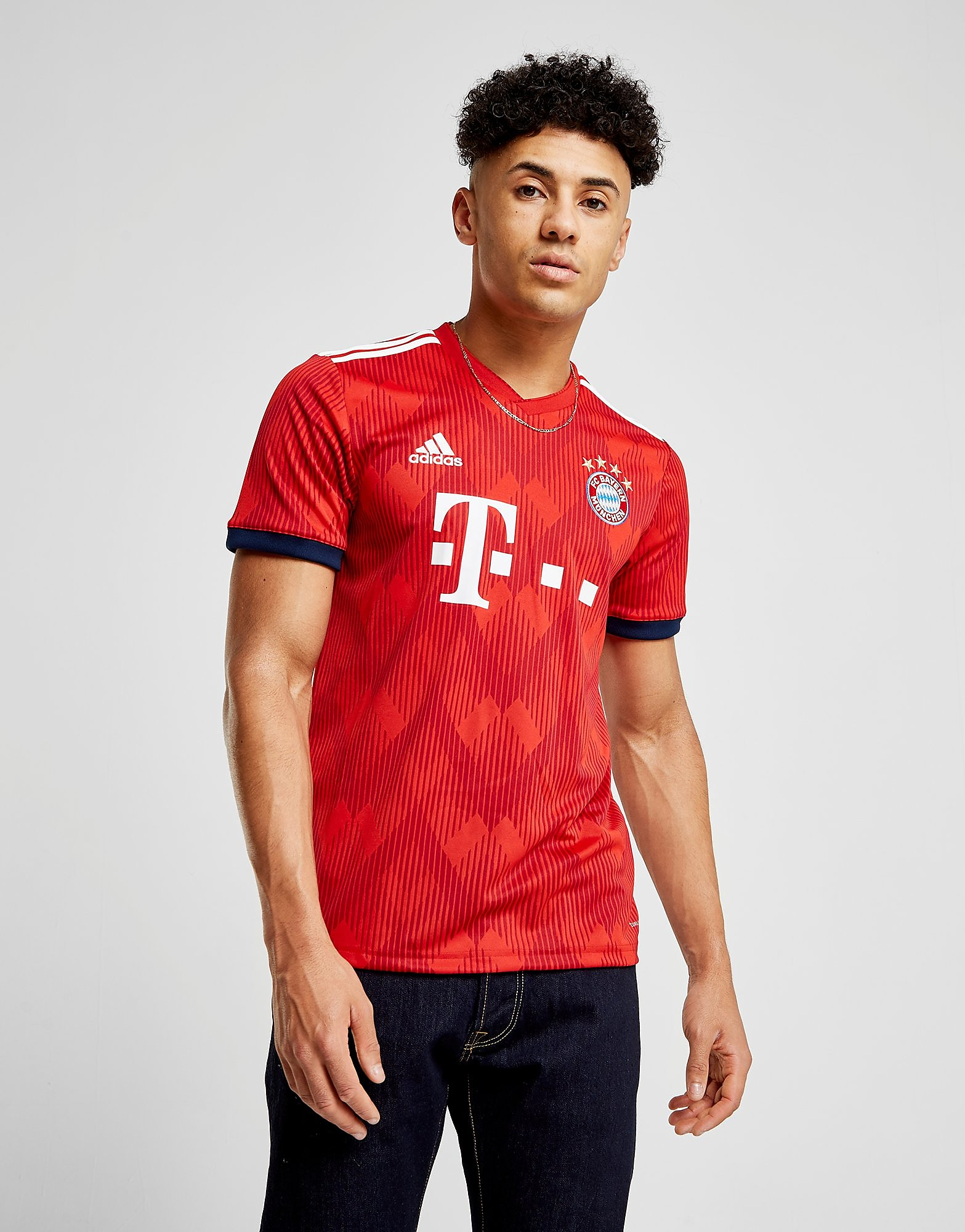 adidas FC Bayern Munich 2018/19 Home Shirt