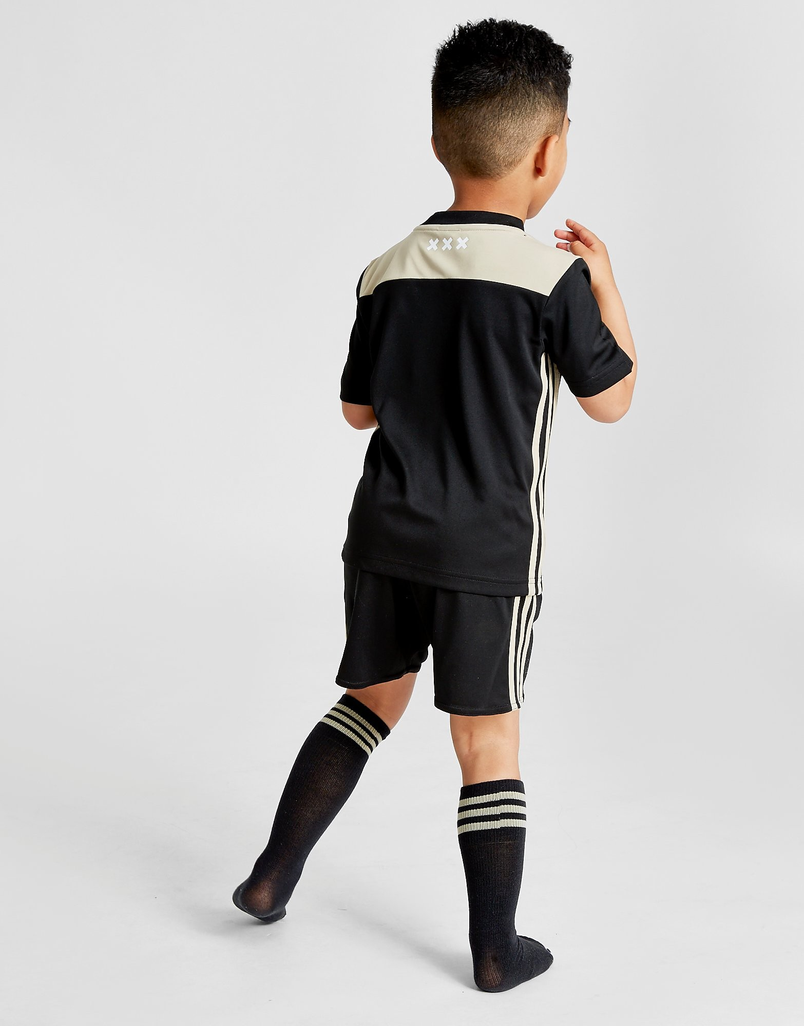adidas Ajax 2018/19 Away Kit Children