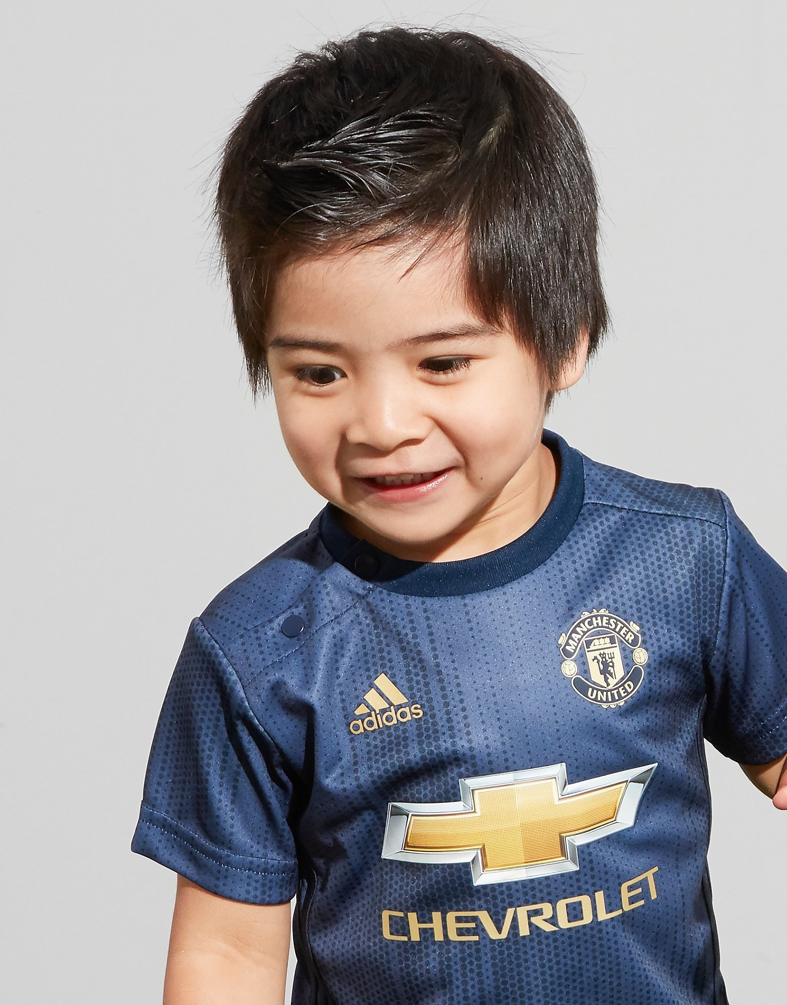 adidas Manchester United FC 2018/19 Third Kit Infant