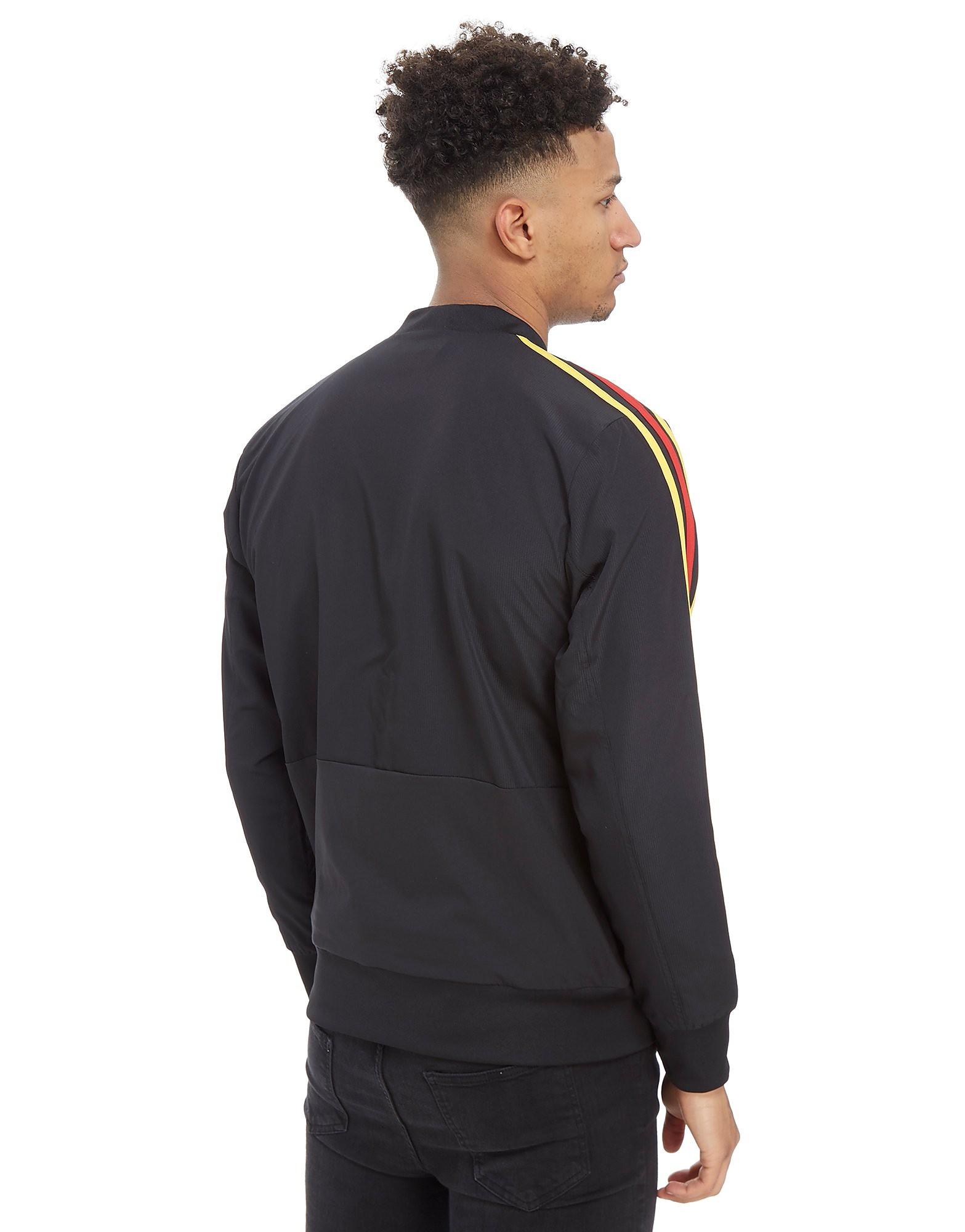 adidas Belgium 2018 Presentation Jacket