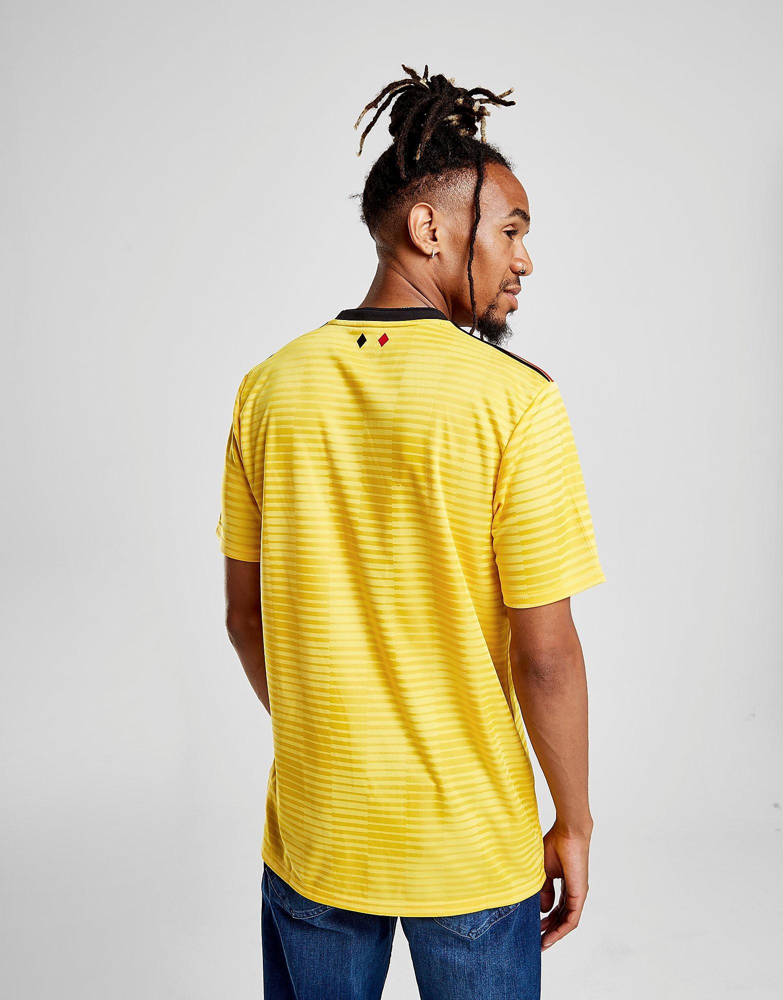 adidas Belgium 2018 Away Shirt