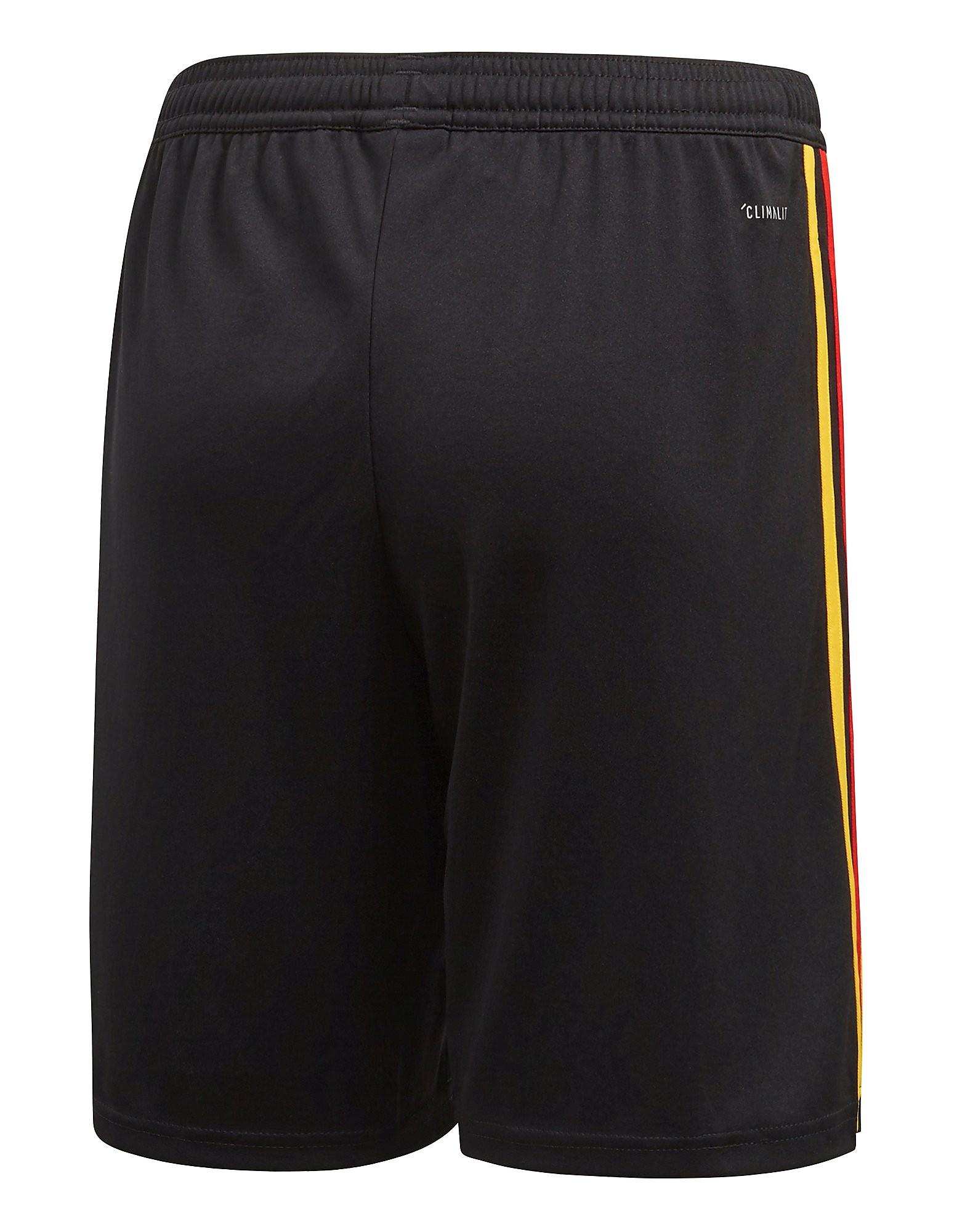 adidas Belgium 2018 Away Shorts Junior