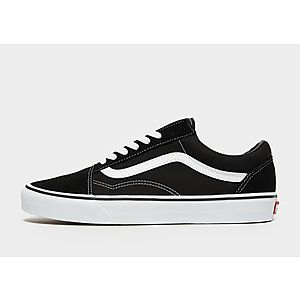 vans old skool hoch damen grau