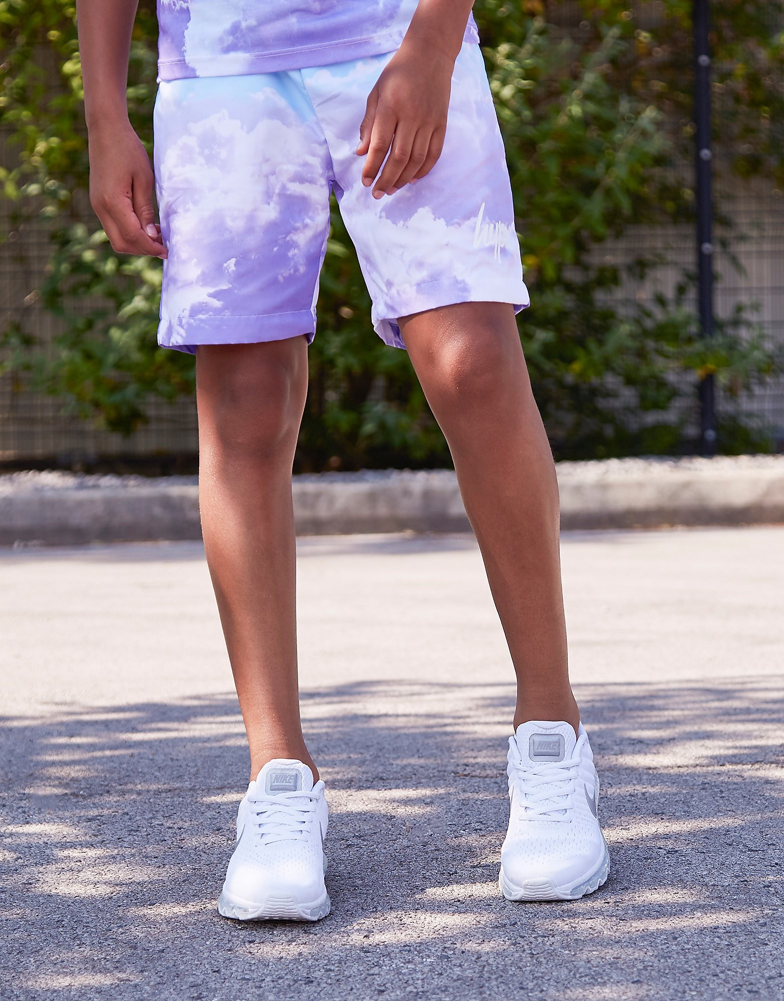 Hype Cloud Fade Shorts Junior