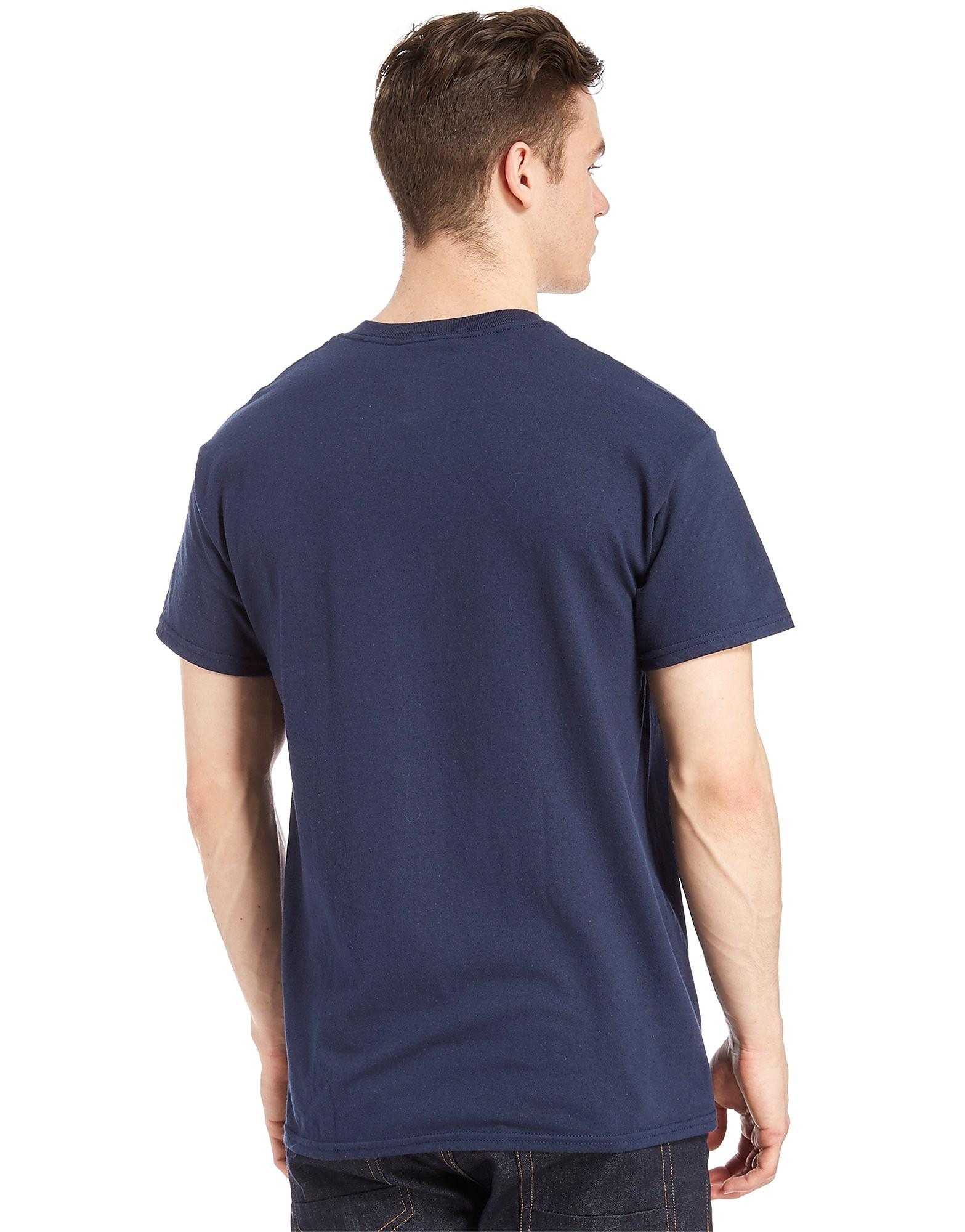 Official Team FC Barcelona Scroll T-Shirt
