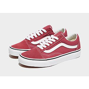 vans old skool bordeaux damen